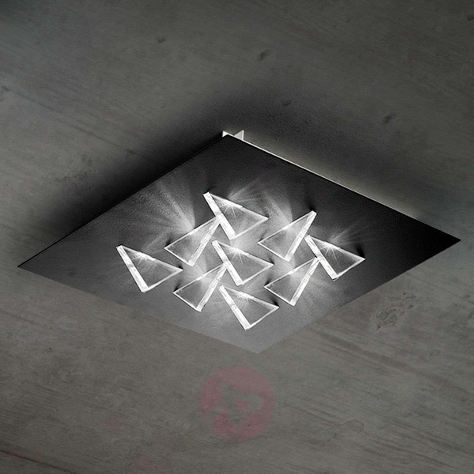 Kimaltava LED-kattovalaisin Cristalli-1552062X-03