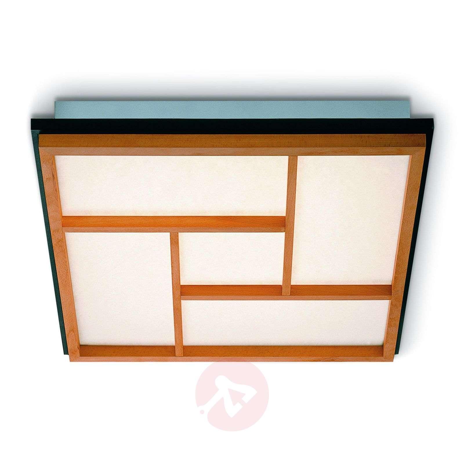 Kioto 5 LED-kattolamppu pyökistä-2600512-01