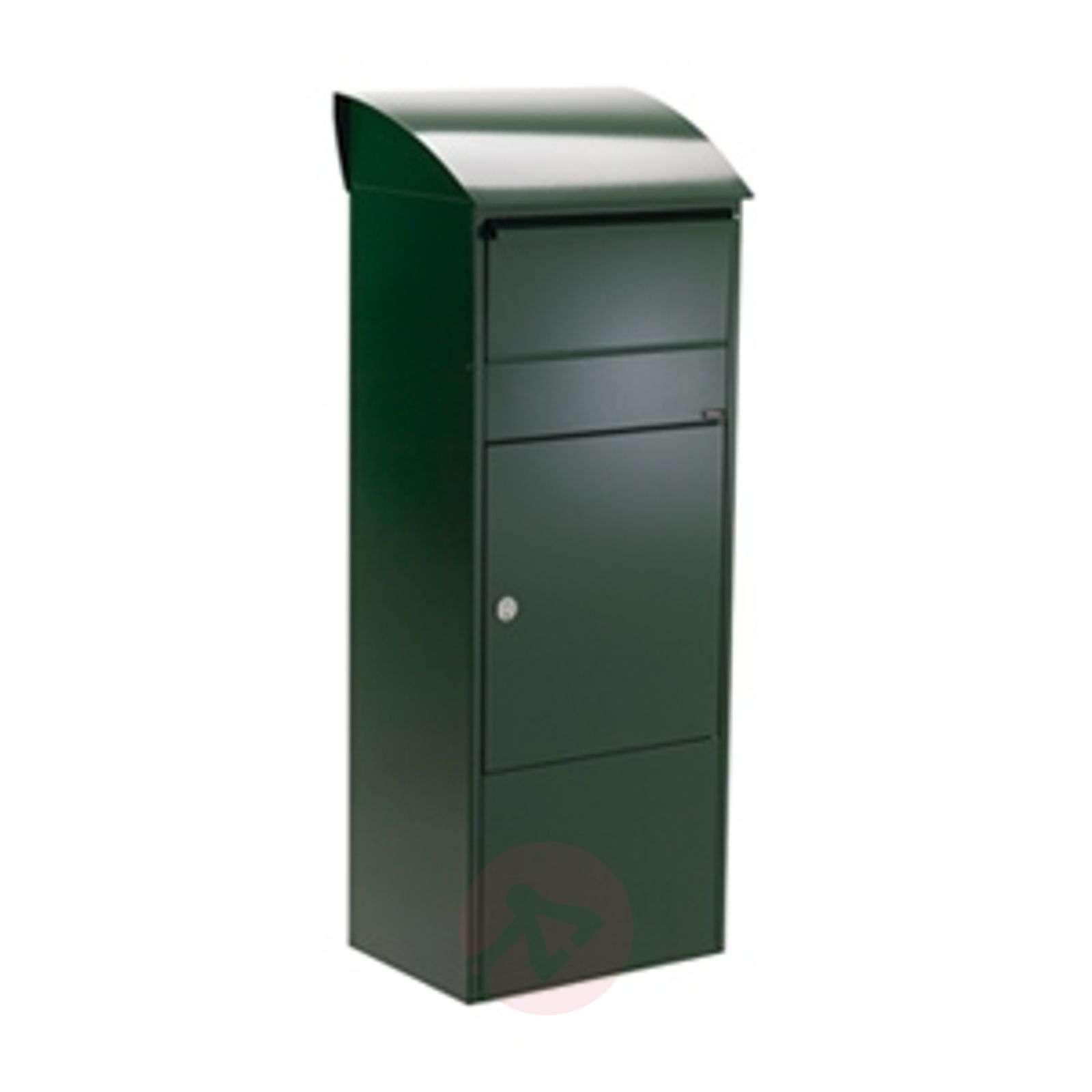 Kirje ja pakettilaatikko 820, vihreä-1045127-01