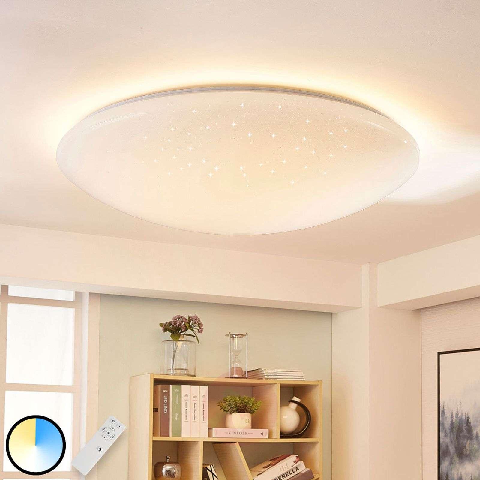 Kirkas Arissa LED-kattolamppu, värinvaihto-9621581-04