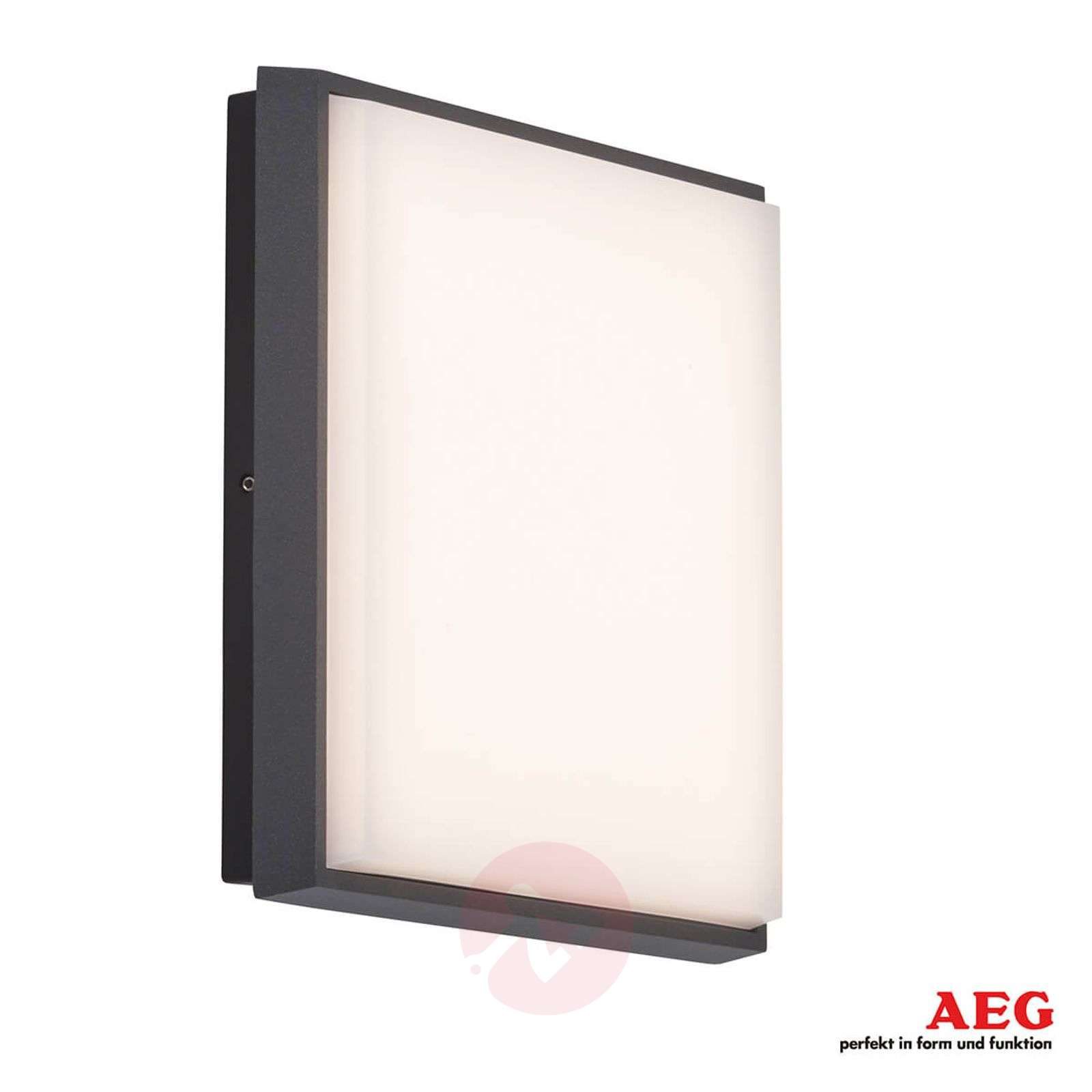 Kirkas LED-ulkoseinälamppu Letan Square 23 W-3057118-01