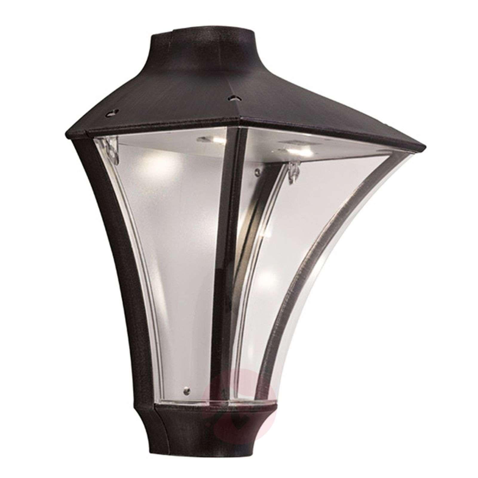Kirkas LED-ulkoseinävalaisin Rigon, IP65-7254946-01