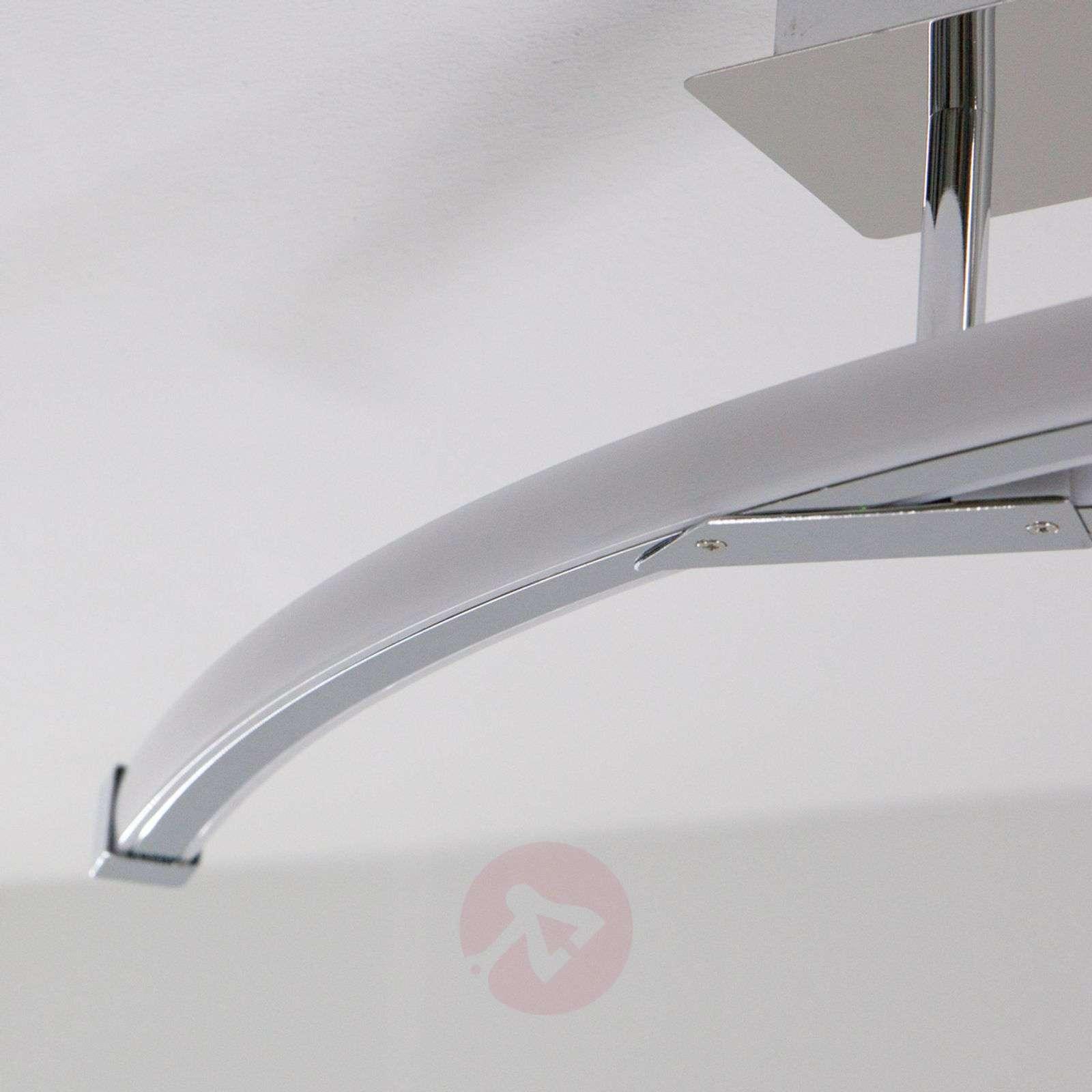 Kirkkaasti valaiseva LED-kattovalaisin Jealyn-9981013-01