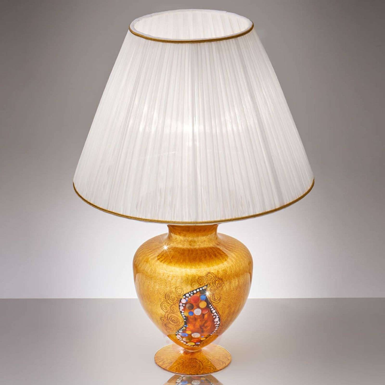 Kiss-pöytävalaisin Klimt-designilla-5560359-01