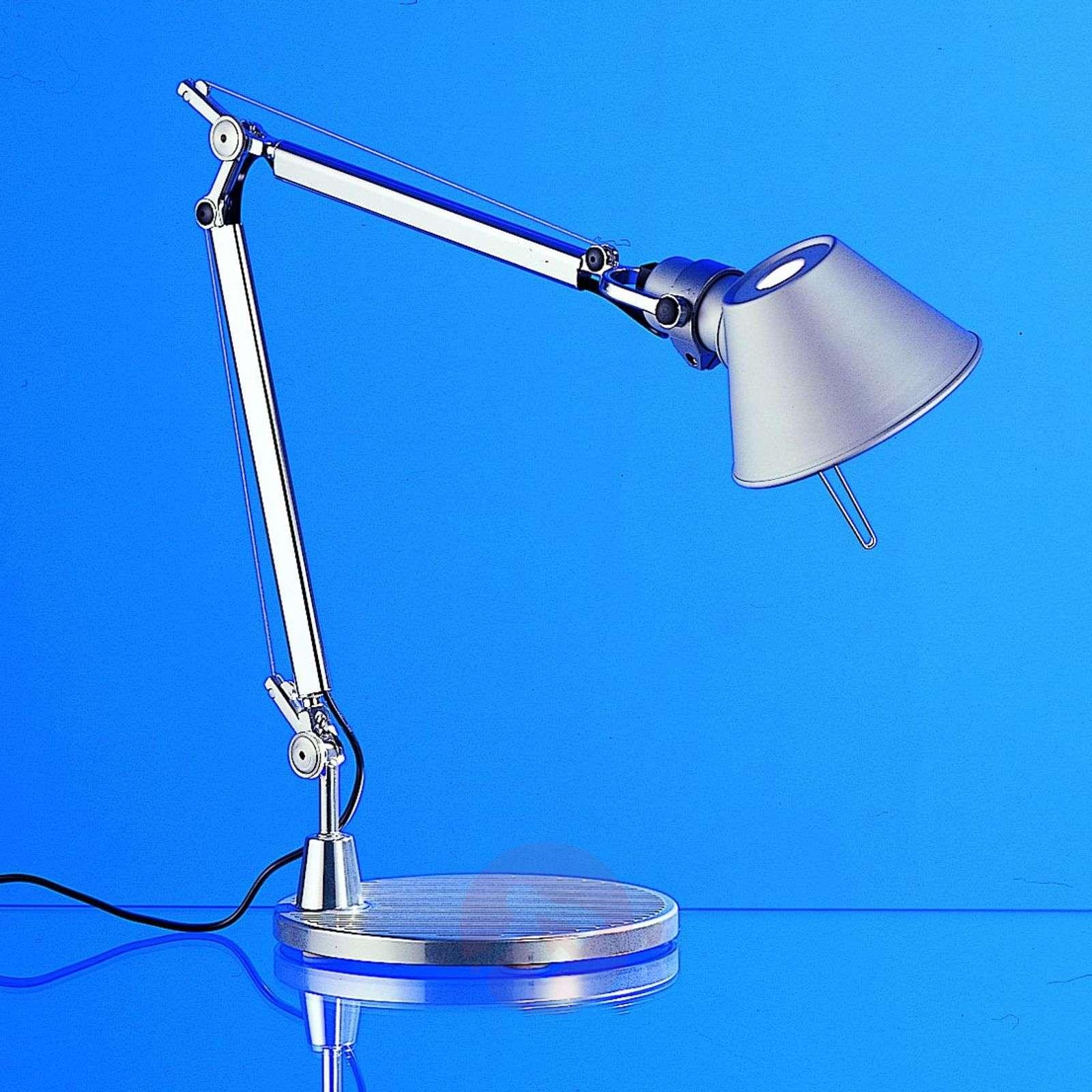 Klassinen LED-työpöytävalaisin Tolomeo Micro-1060111-01