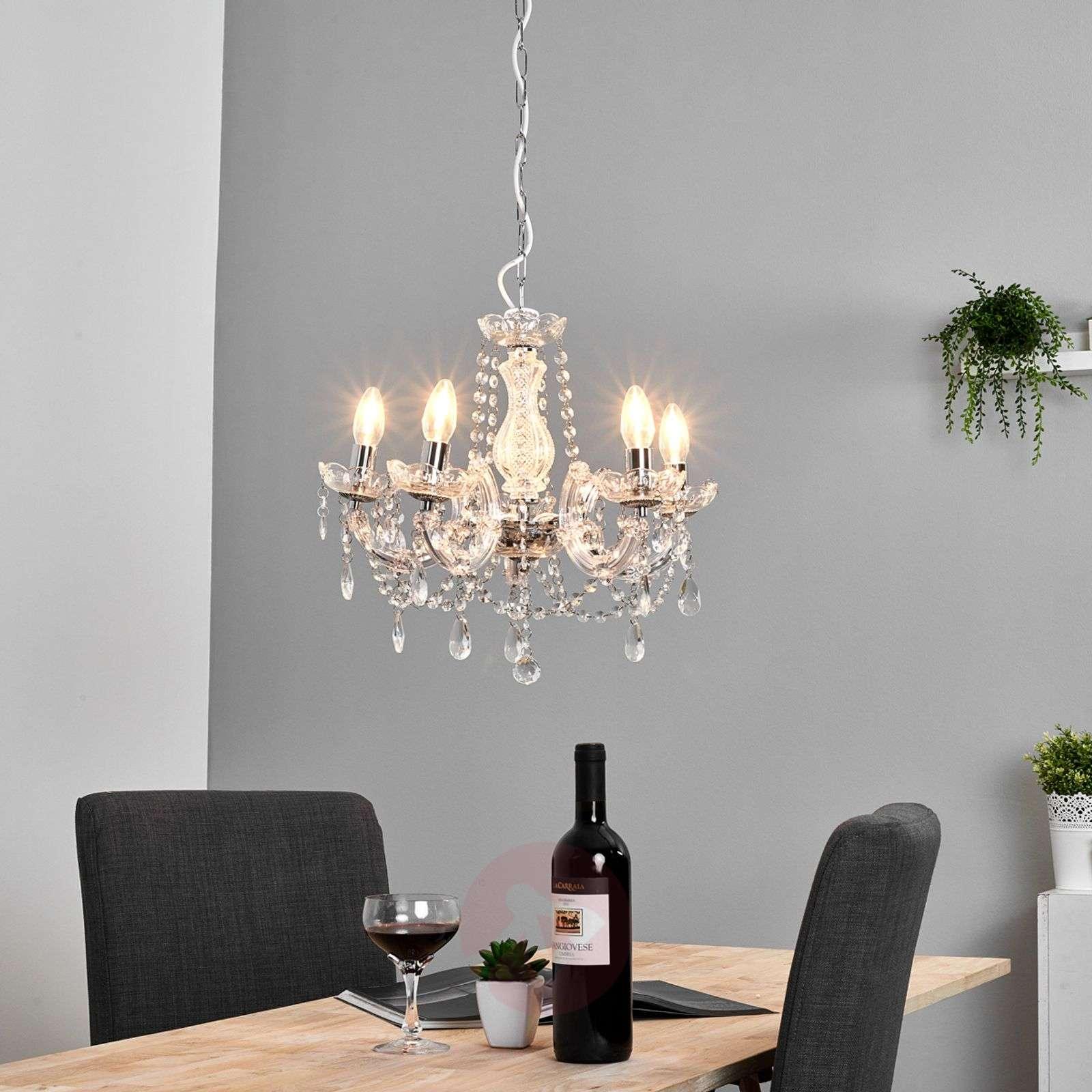Klassinen MARIE THERESE-kattokruunu, 5. lamp.-8570158-04