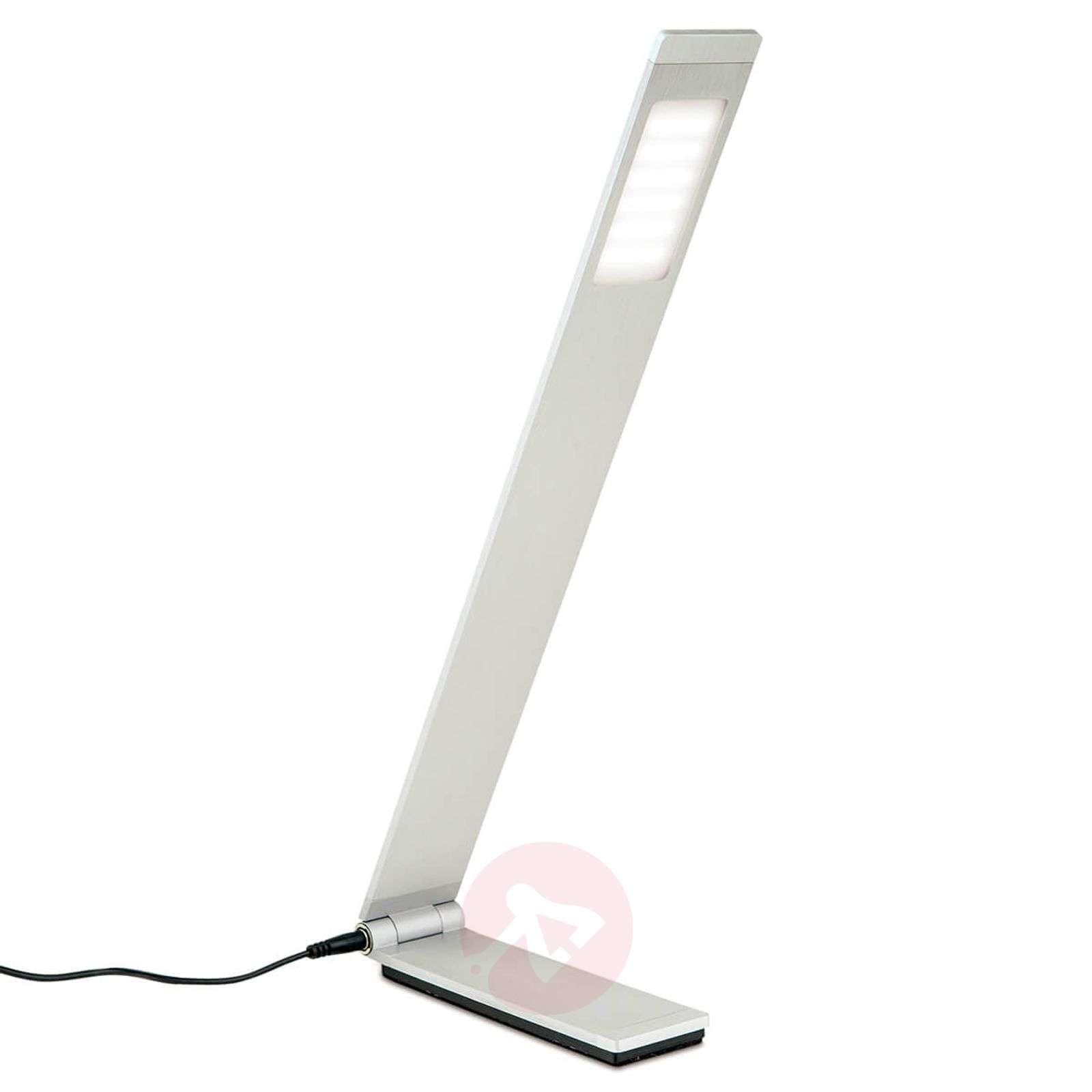 Kokoon taittuva LED-pöytävalaisin Neville-7255321X-01