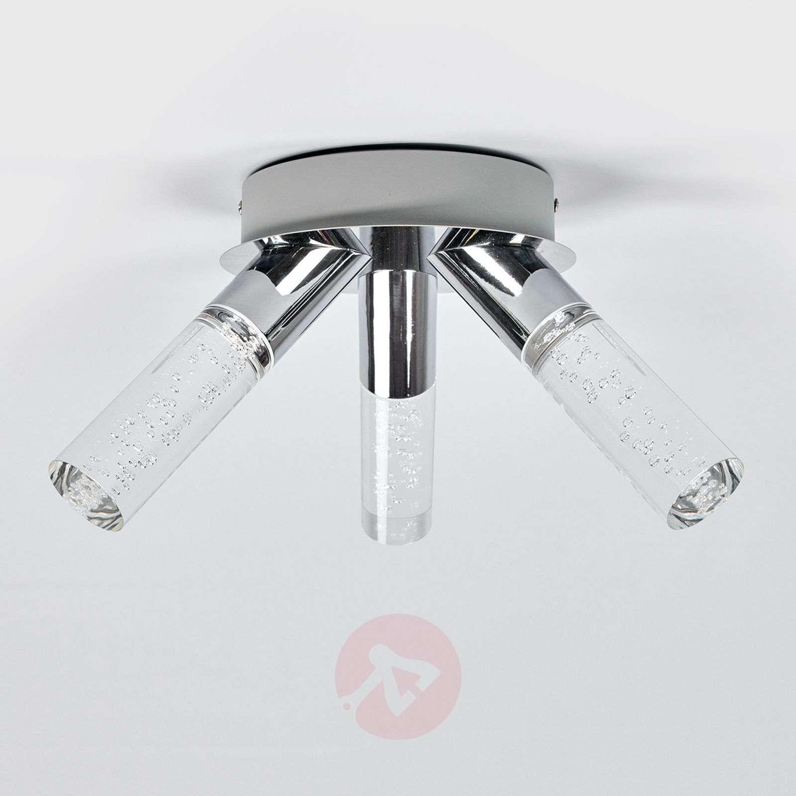 Kolmeosainen Duncan-kylpyhuoneen LED-kattolamppu-9994056-03