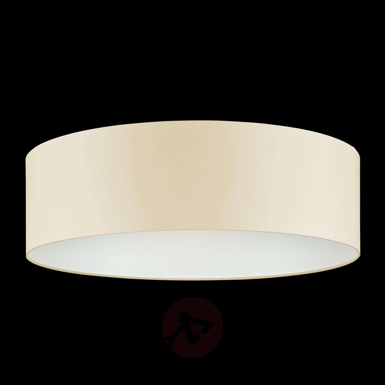 Kolmilamppuinen kattovalaisin Shine Loft, kerma-3525321-01