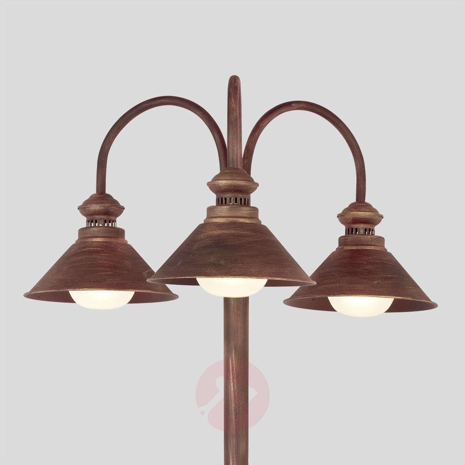 Kolmilamppuinen kynttelikkö Millane-9630049-01