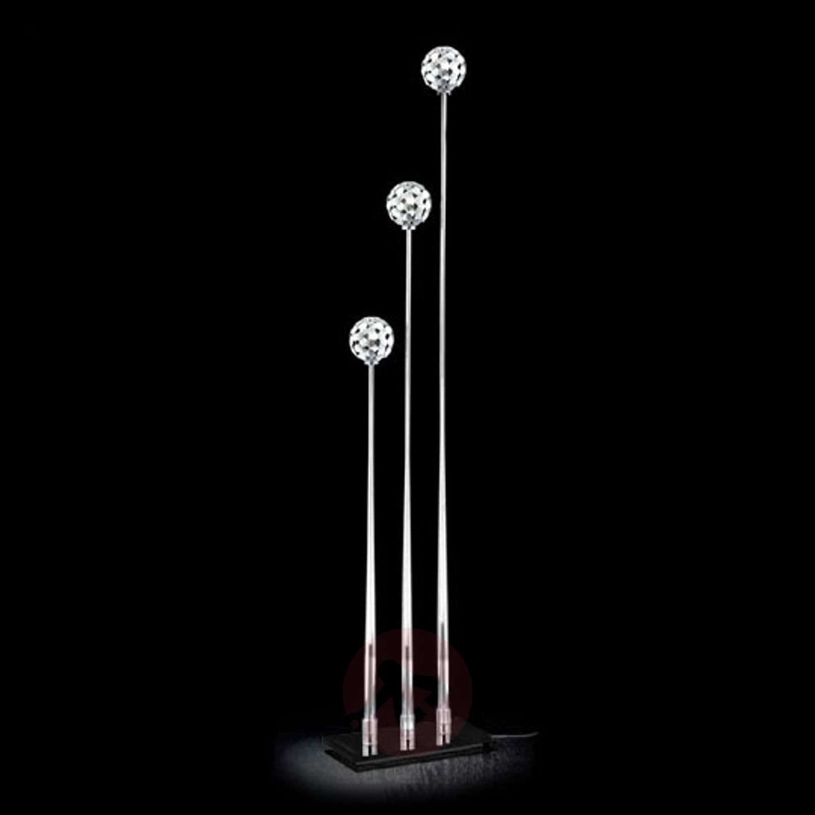 Kolmilamppuinen lattiavalaisin Sfera-6000036X-01
