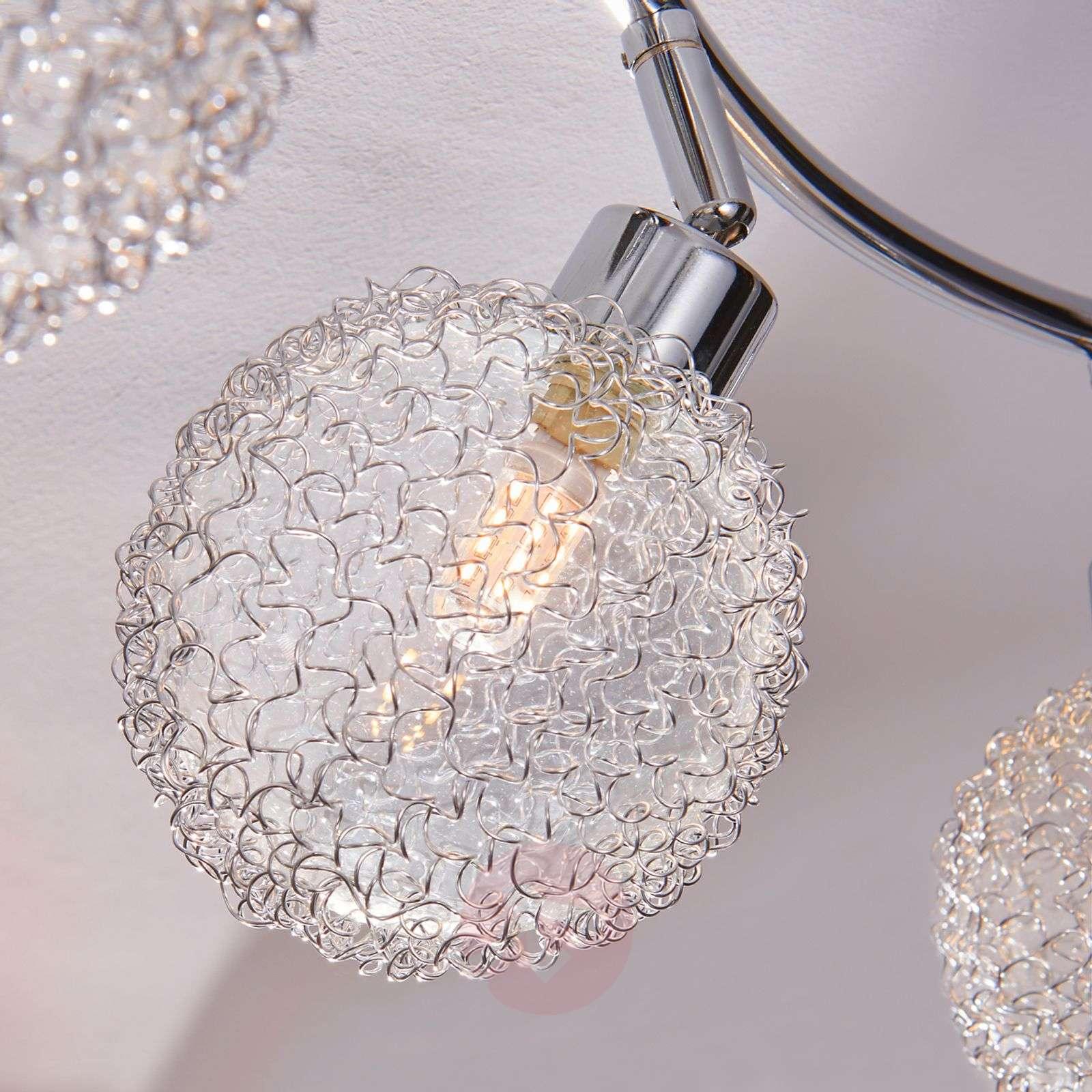 Kolmilamppuinen Ticino-LED-kattovalaisin-9620779-04