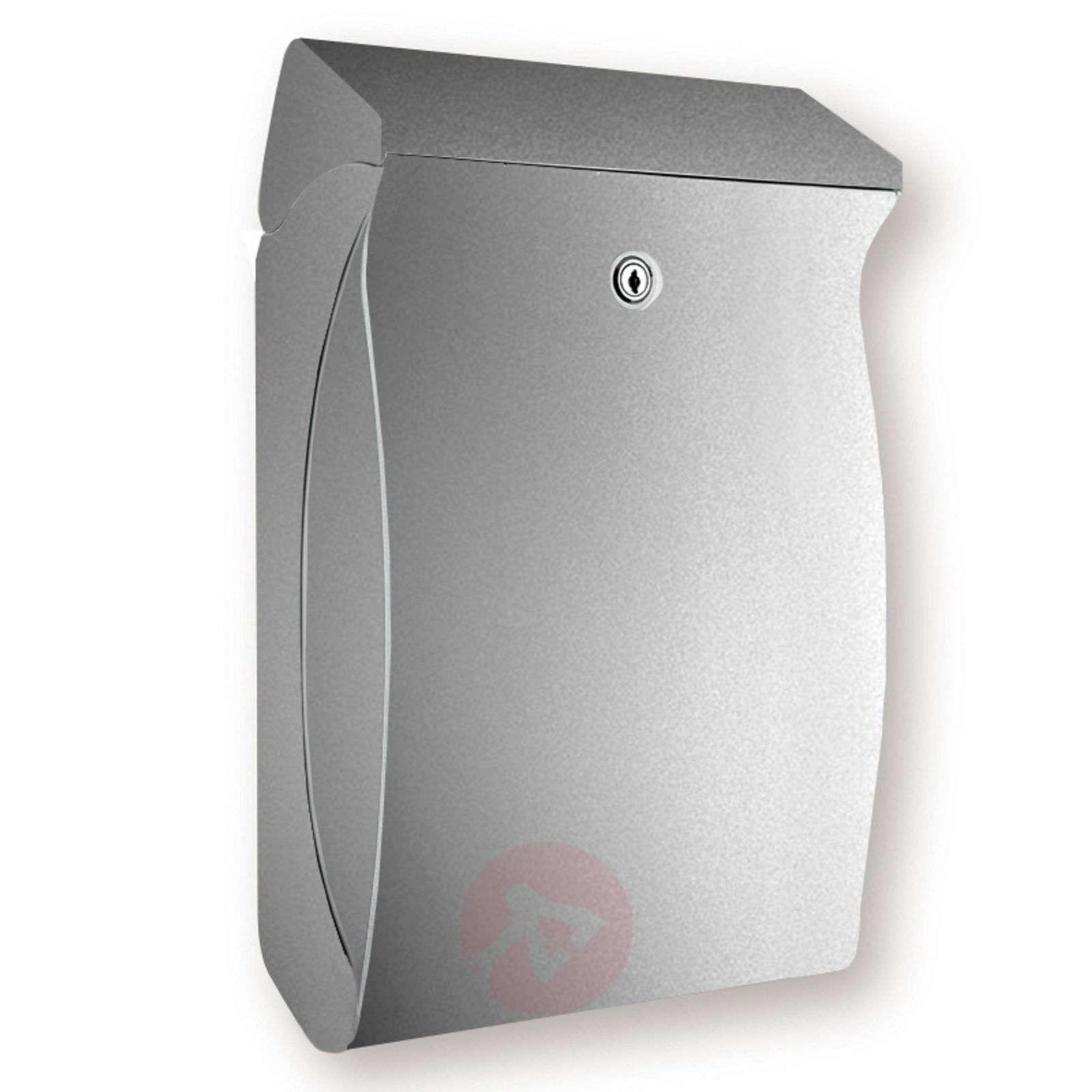 Kompakti muovinen postilaatikko Swing-1532013X-01