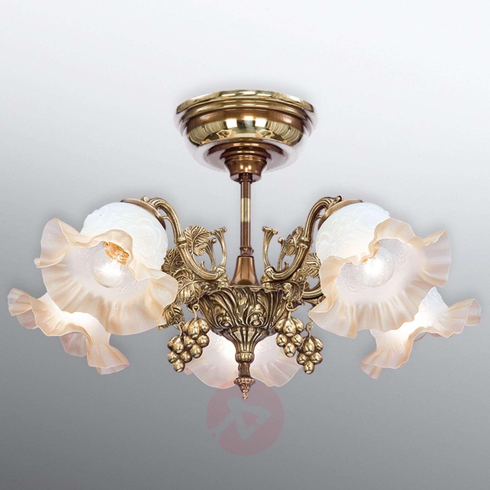 Koristeellinen Albero-kattovalaisin – 5 lamppua-8023205-03