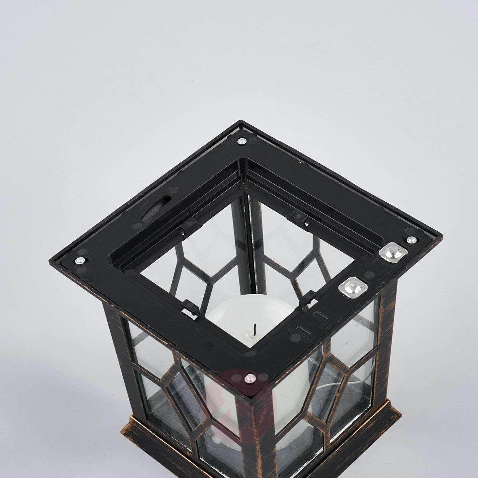 Koristeellinen Beata LED-aurinkolyhtysarja-4018071-02