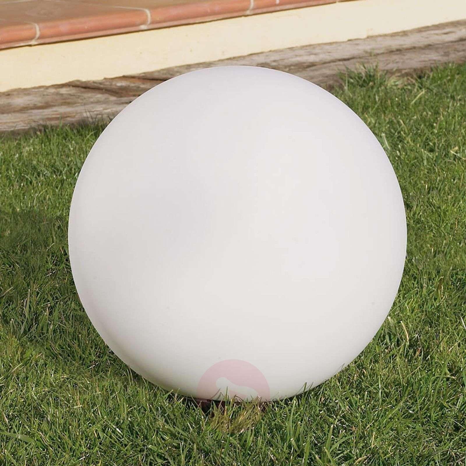 Koristeellinen CISNE-pallovalo ulkokäyttö Ø 30 cm-6025248X-01