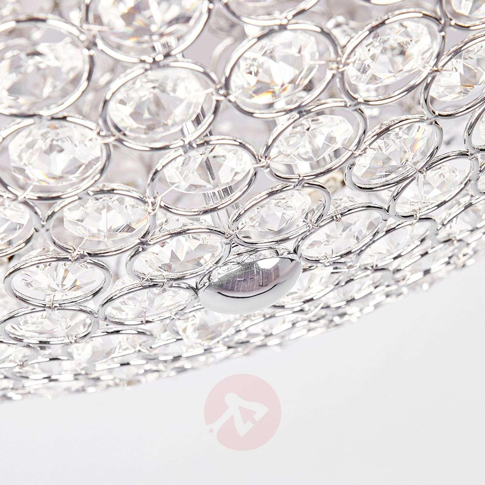 Koristeellinen Edda kristallikattovalaisin-9973001-01
