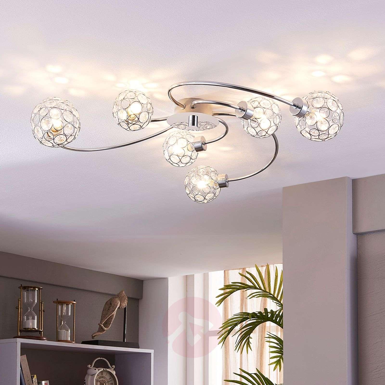 Koristeellinen LED-kattovalaisin Tyron-9620805-013