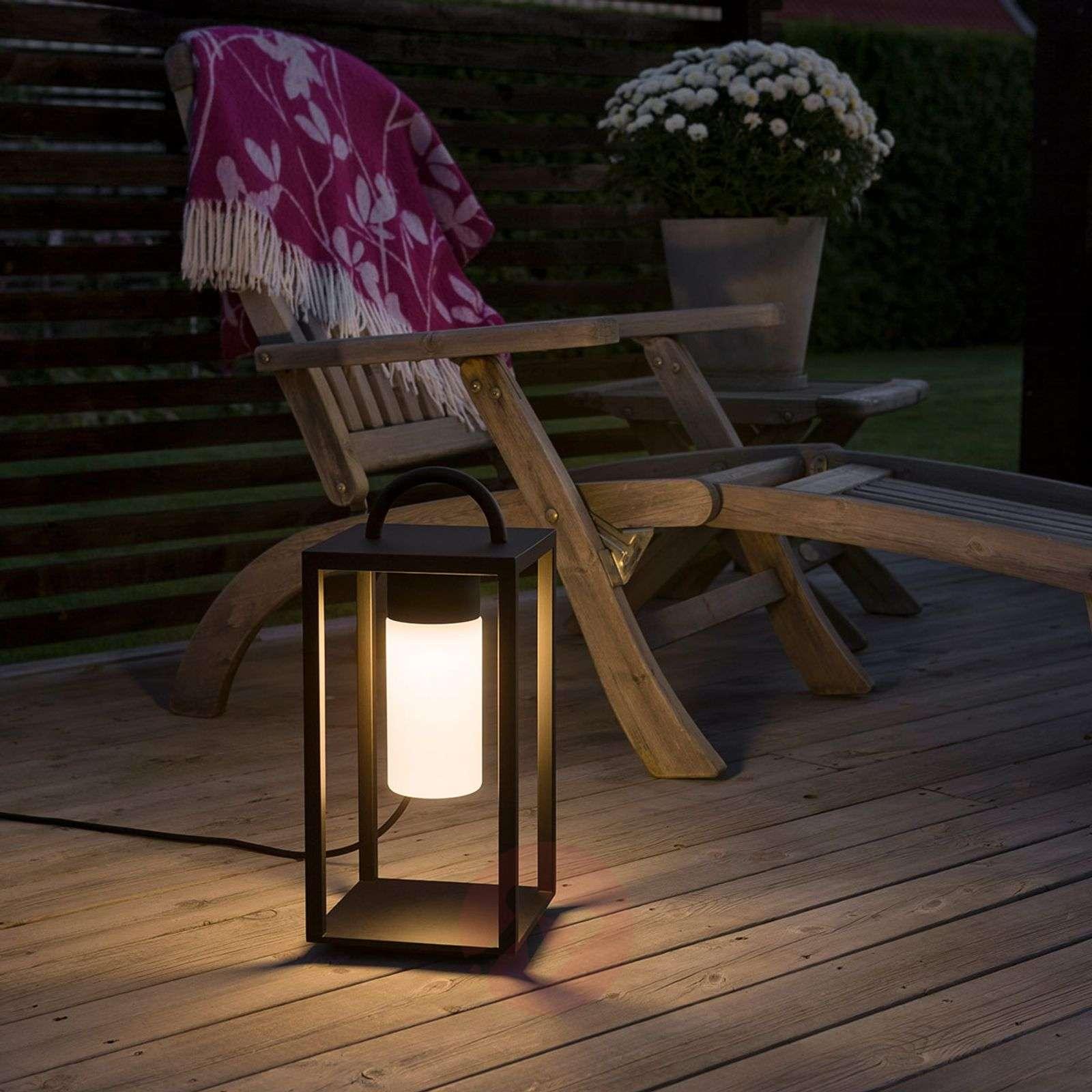 Koristeellinen LED-maalyhty Bologna-5522514-01
