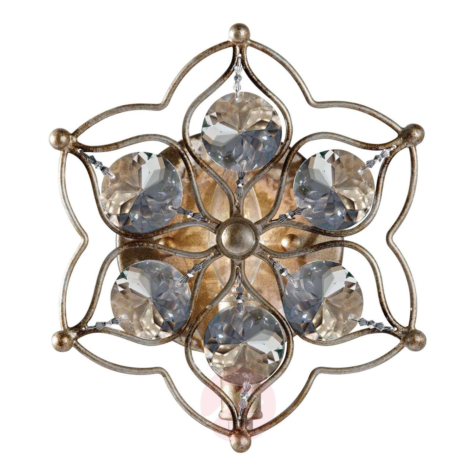 Koristeellinen Leila-kristalliseinävalaisin-3048306-01