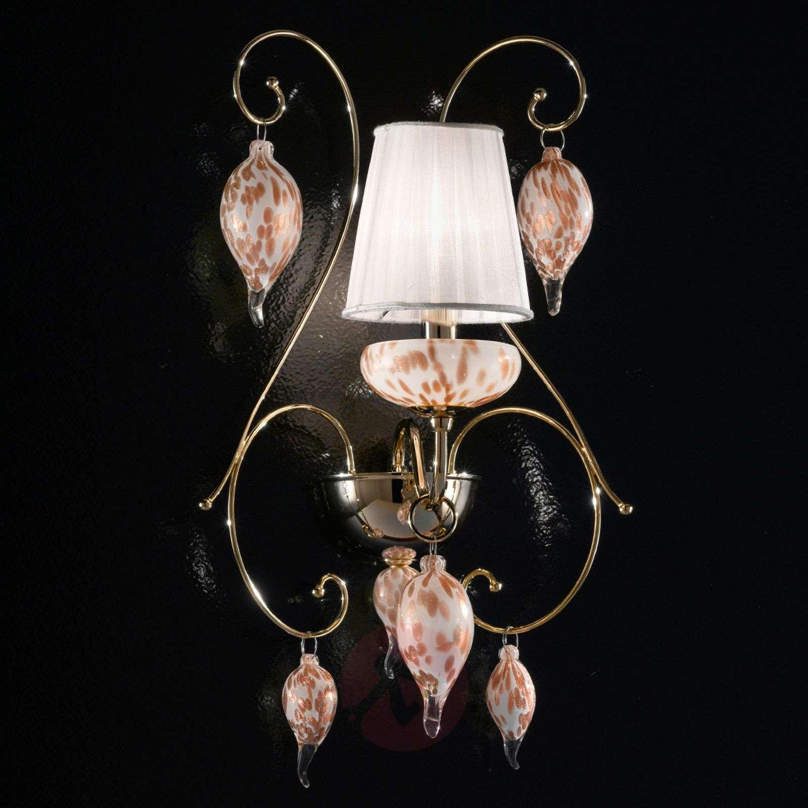 Koristeellinen seinävalaisin Royal Gala, 1lamppu-5016338-01