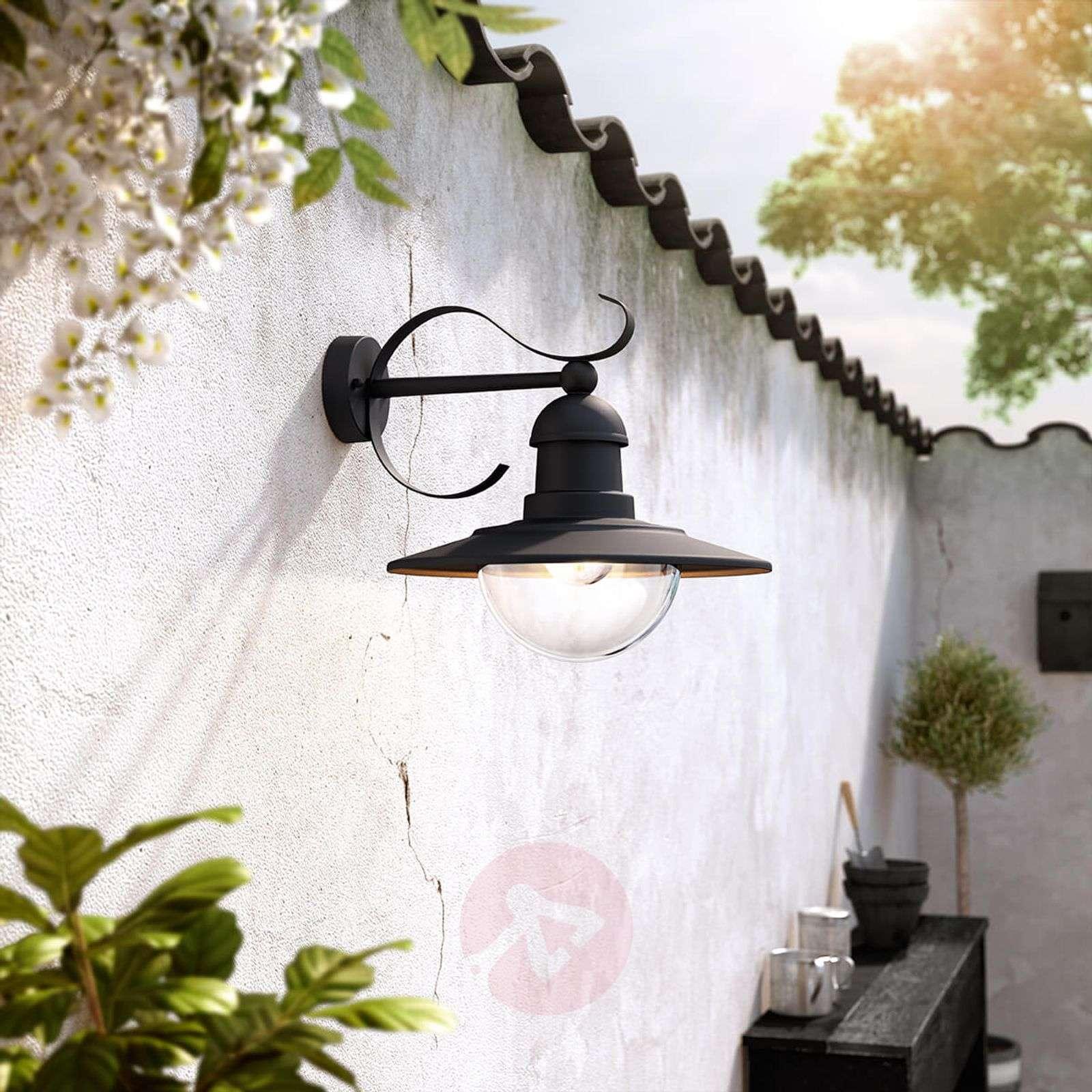 Koristeellinen ulkoseinävalaisin Topiary myGarden-7531956-01