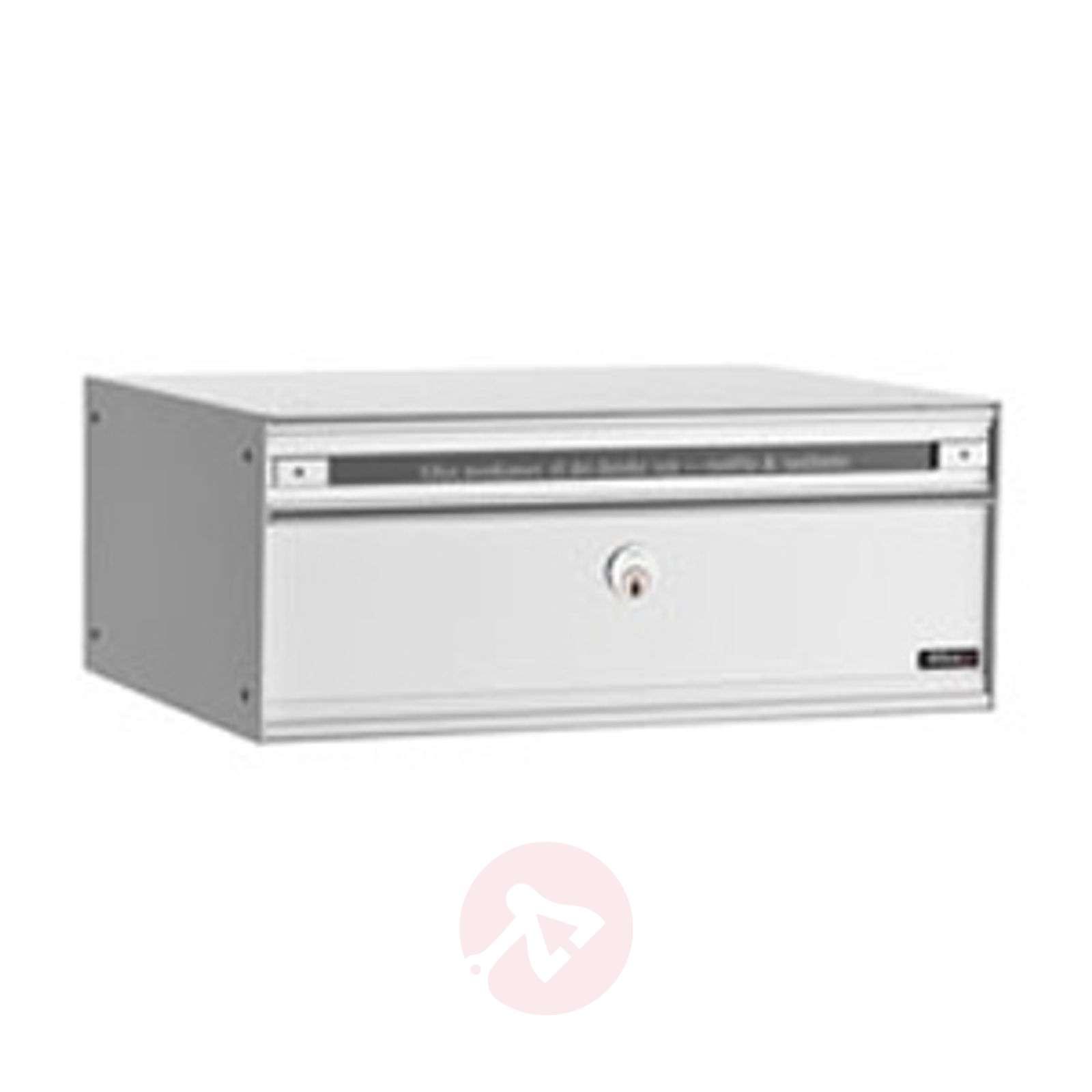 Korkealaatuinen PC2-postilaatikko, teräsetuosa-1045068X-01