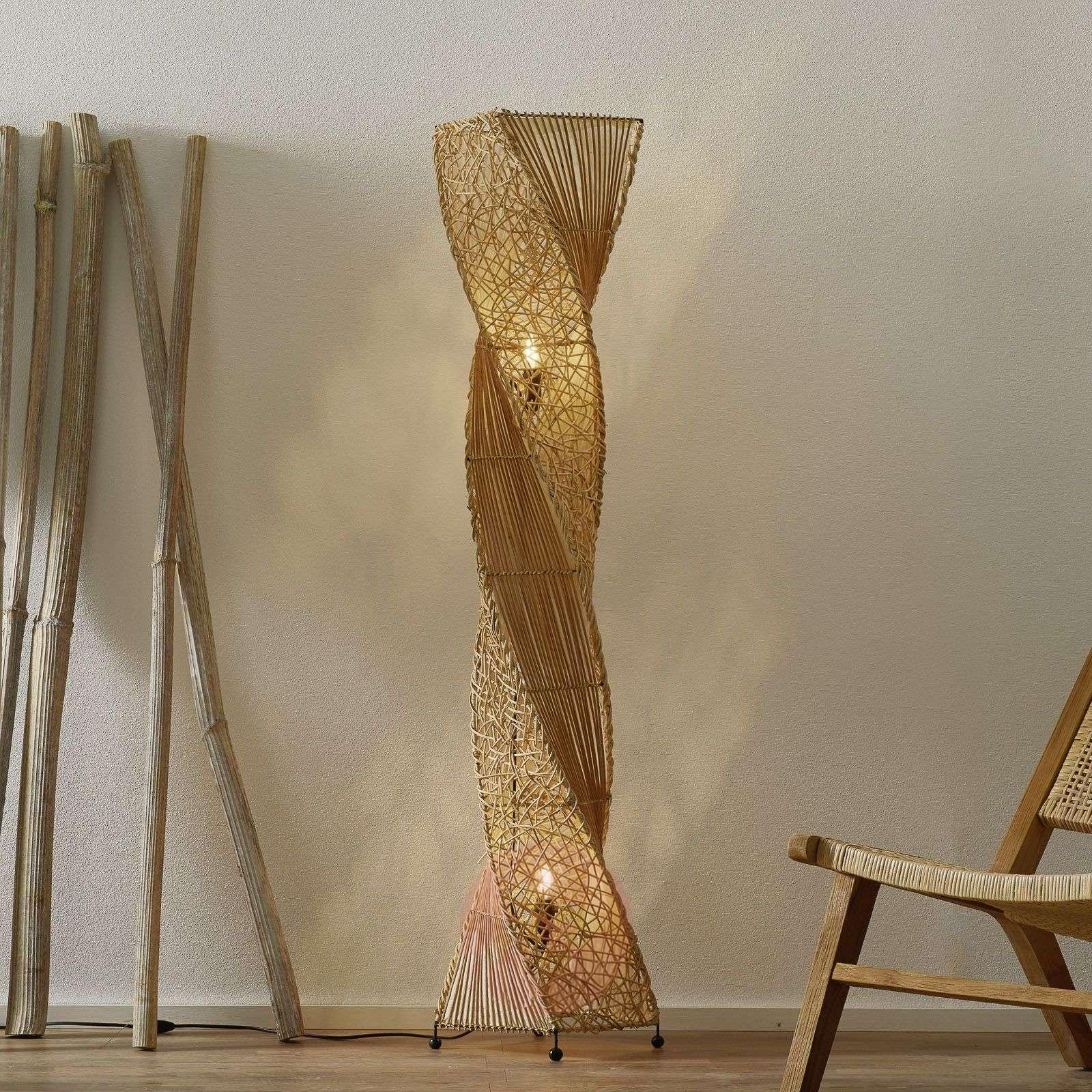 Korkealuokkainen jalkalamppu Marco, 150 cm-9655088-02
