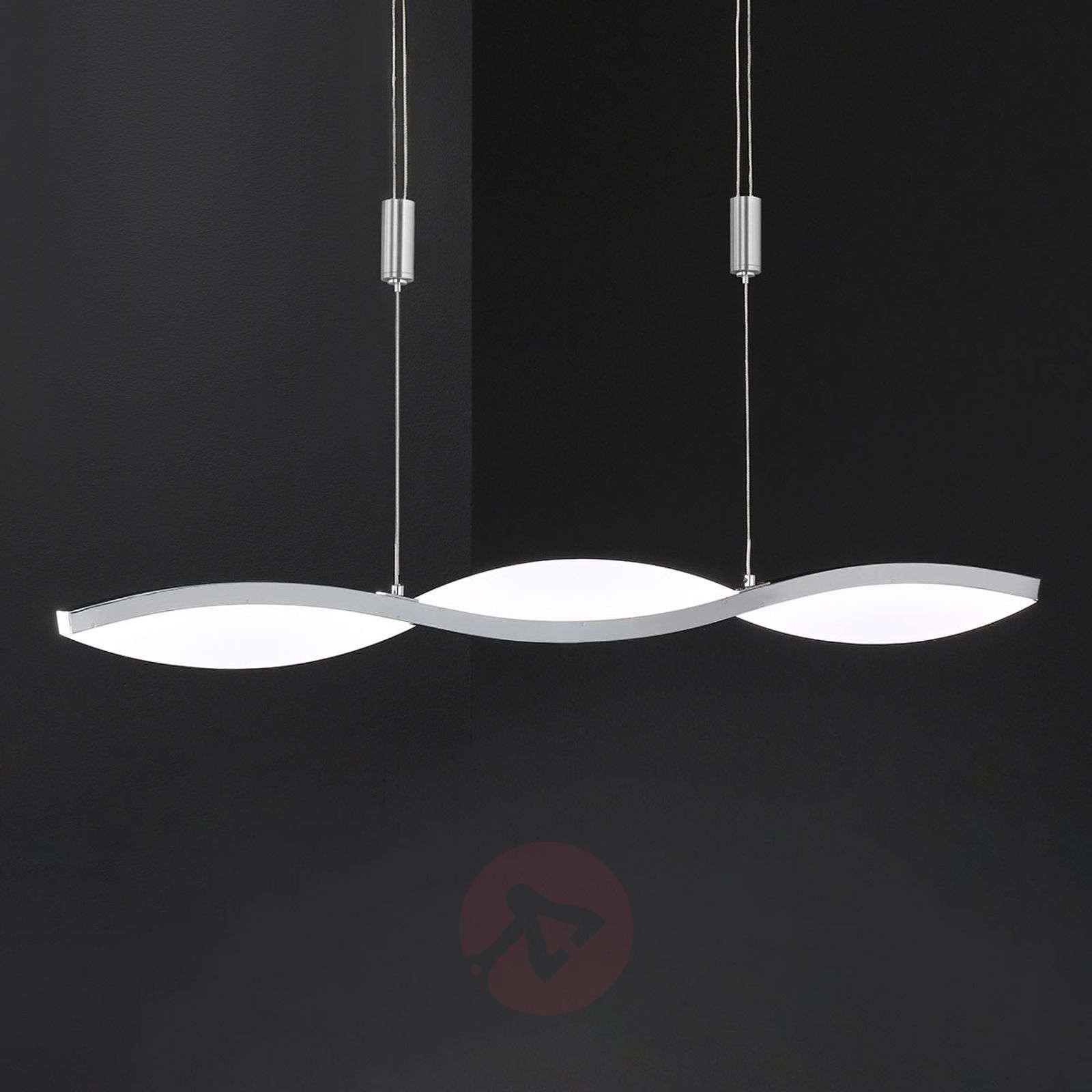 Korkeussäädettävä LED-riippuvalaisin Freya-4581408-01