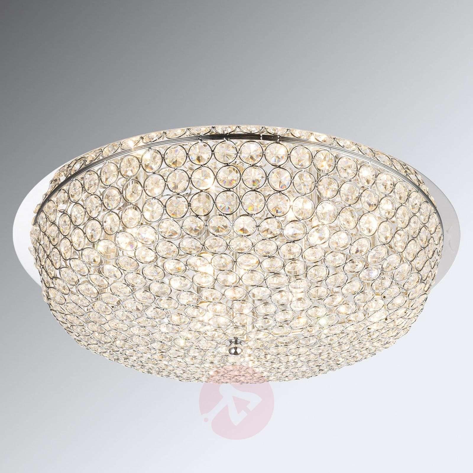 Kristallinen kattovalaisin Emilia, LED-lamput-4015079-01