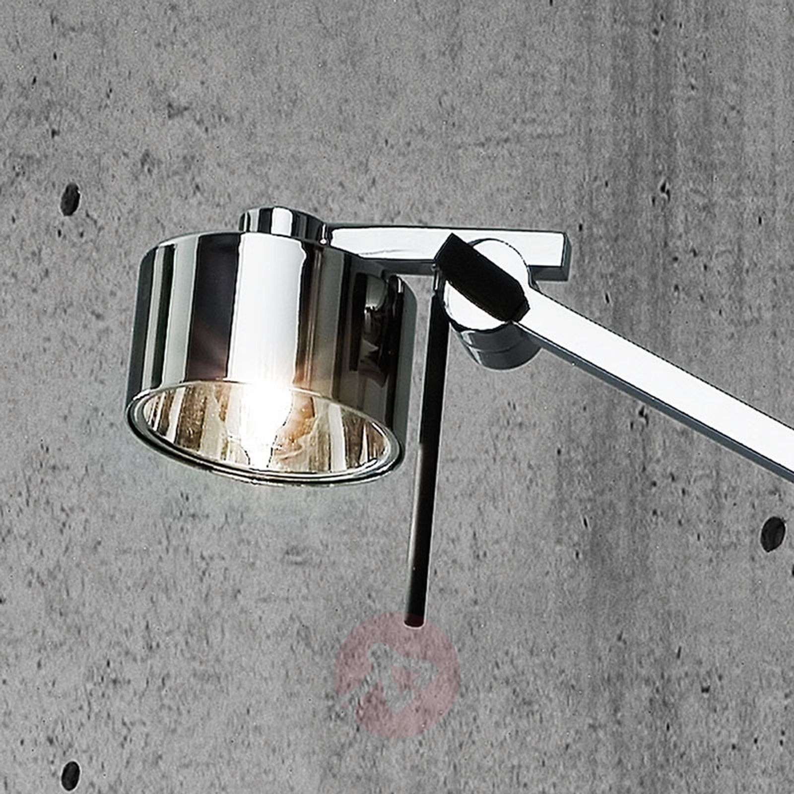 Kromattu AX20-lattiavalaisin himmentimellä-1088036-01