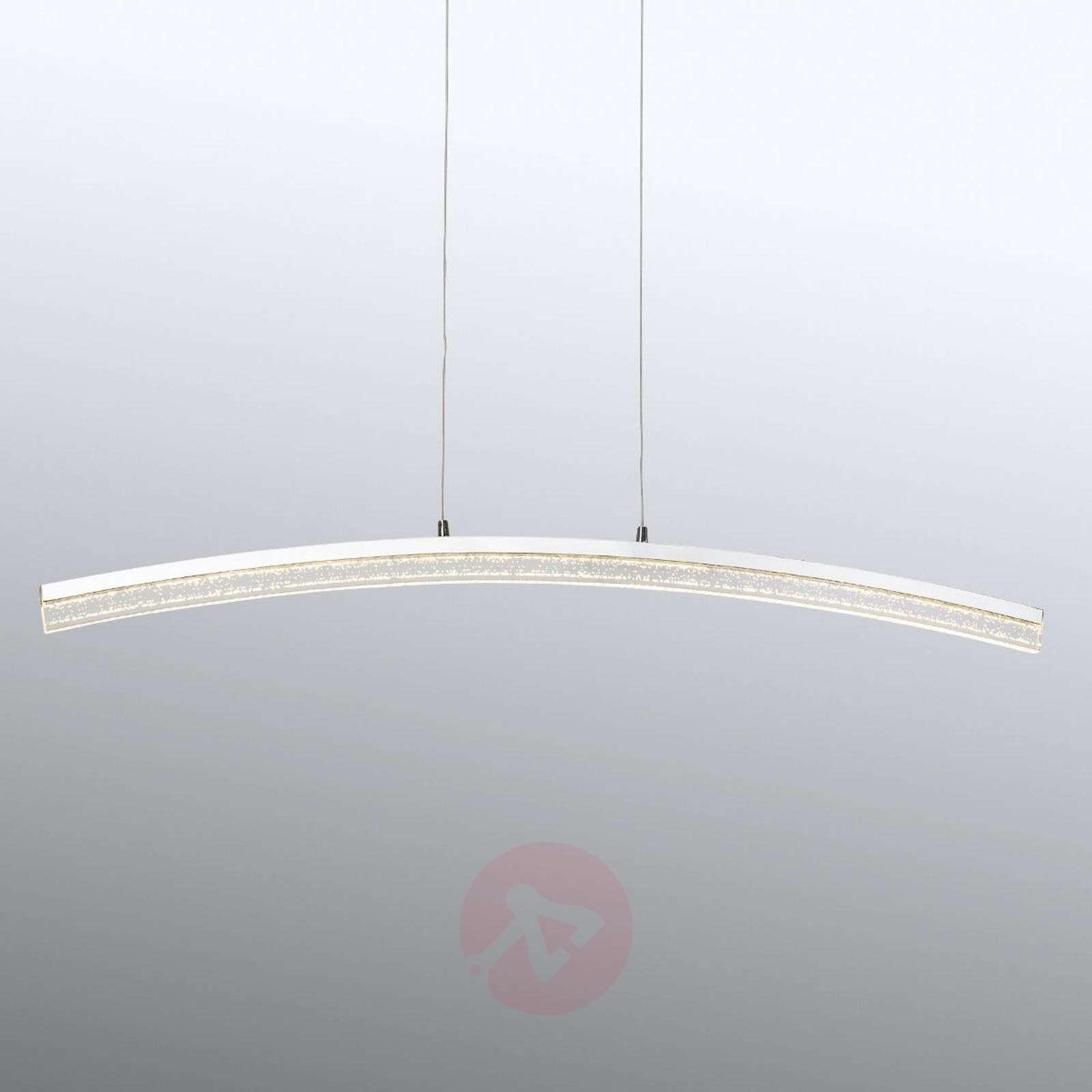 Kromattu LED-riippuvalaisin Sparkling-1509301-01