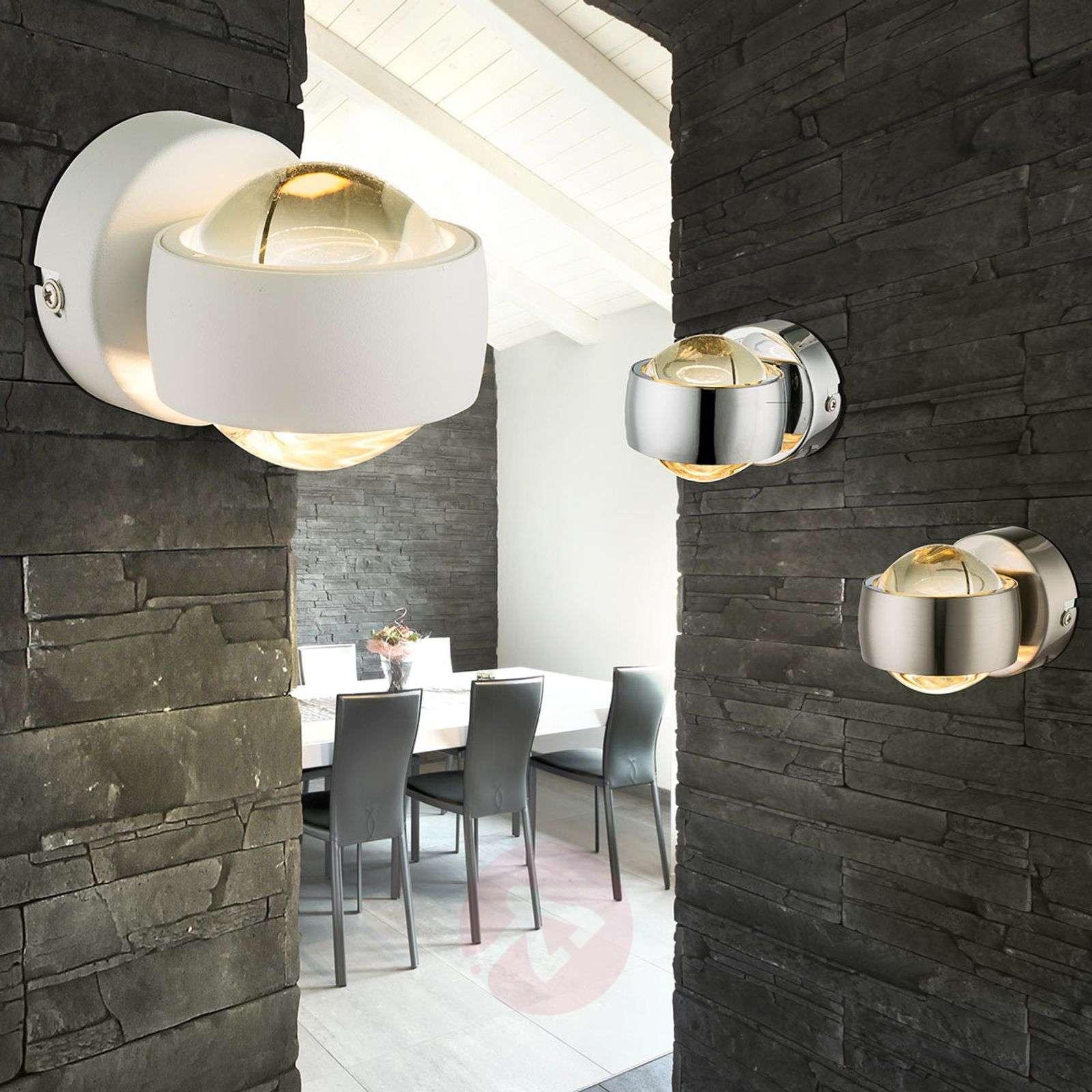 Kromattu LED-seinävalaisin Randi-4015104-01