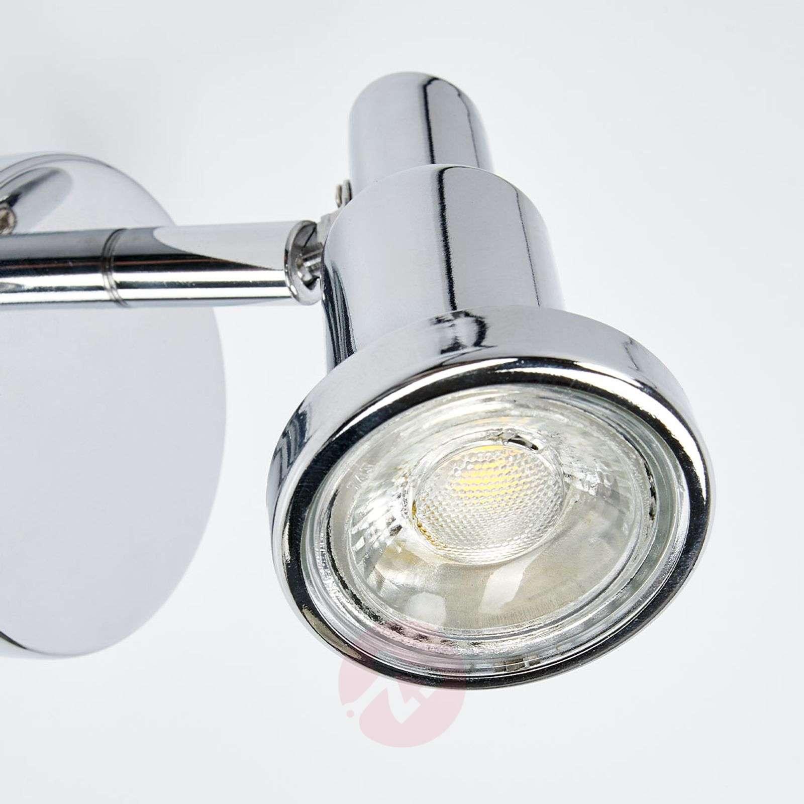 Kromattu LED-spotti Thom, GU10-9954011-02