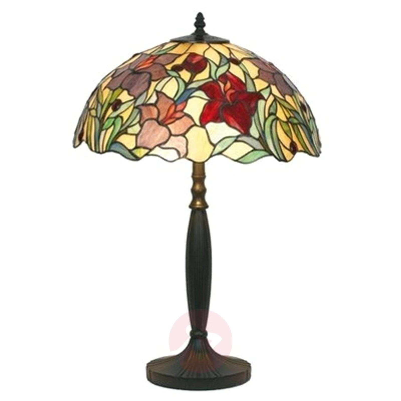 Kukikas ATHINA-pöytävalaisin, käsityötä, 62 cm-1032138-01