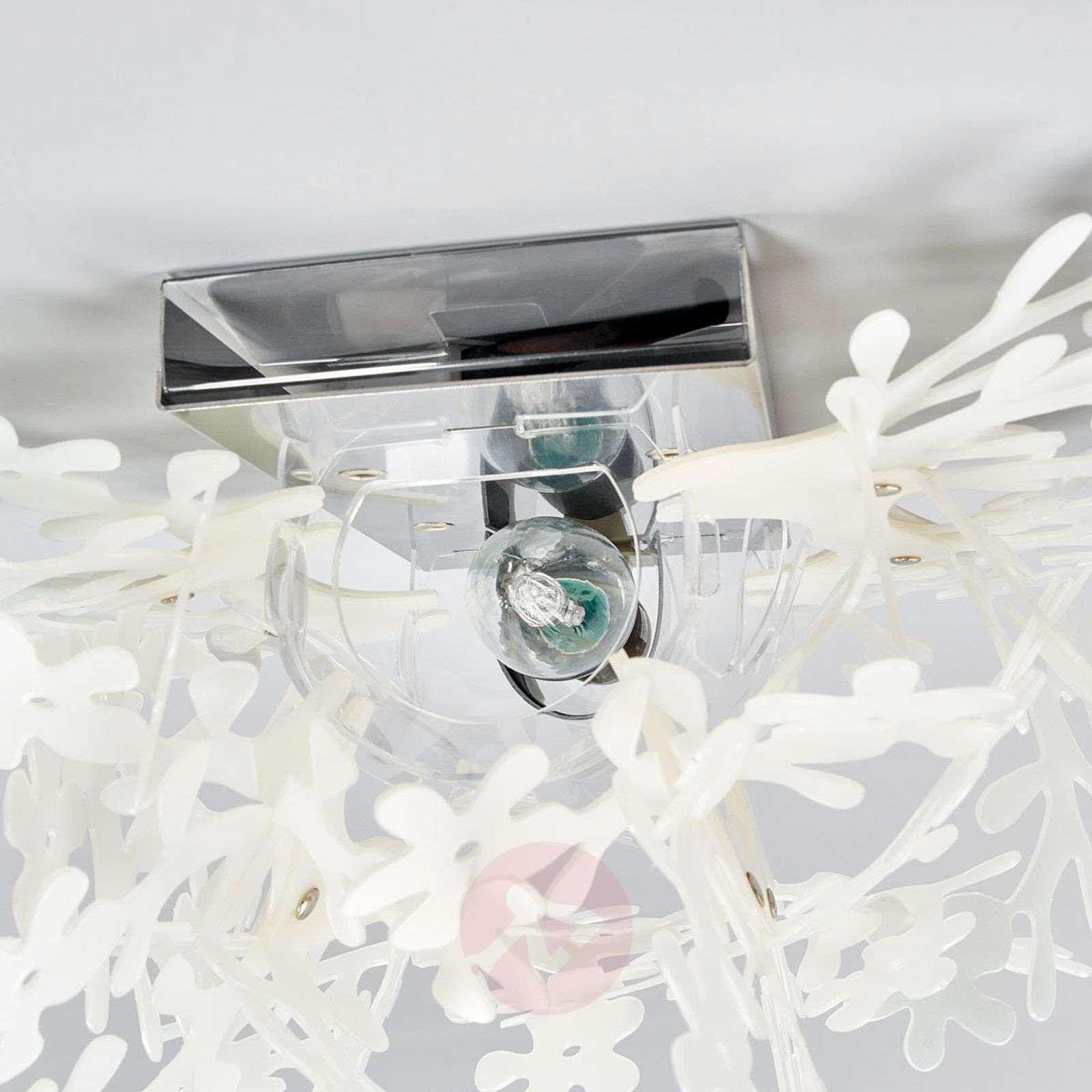Kukkaisseinävalaisin Fiorella Mini-8503192-01