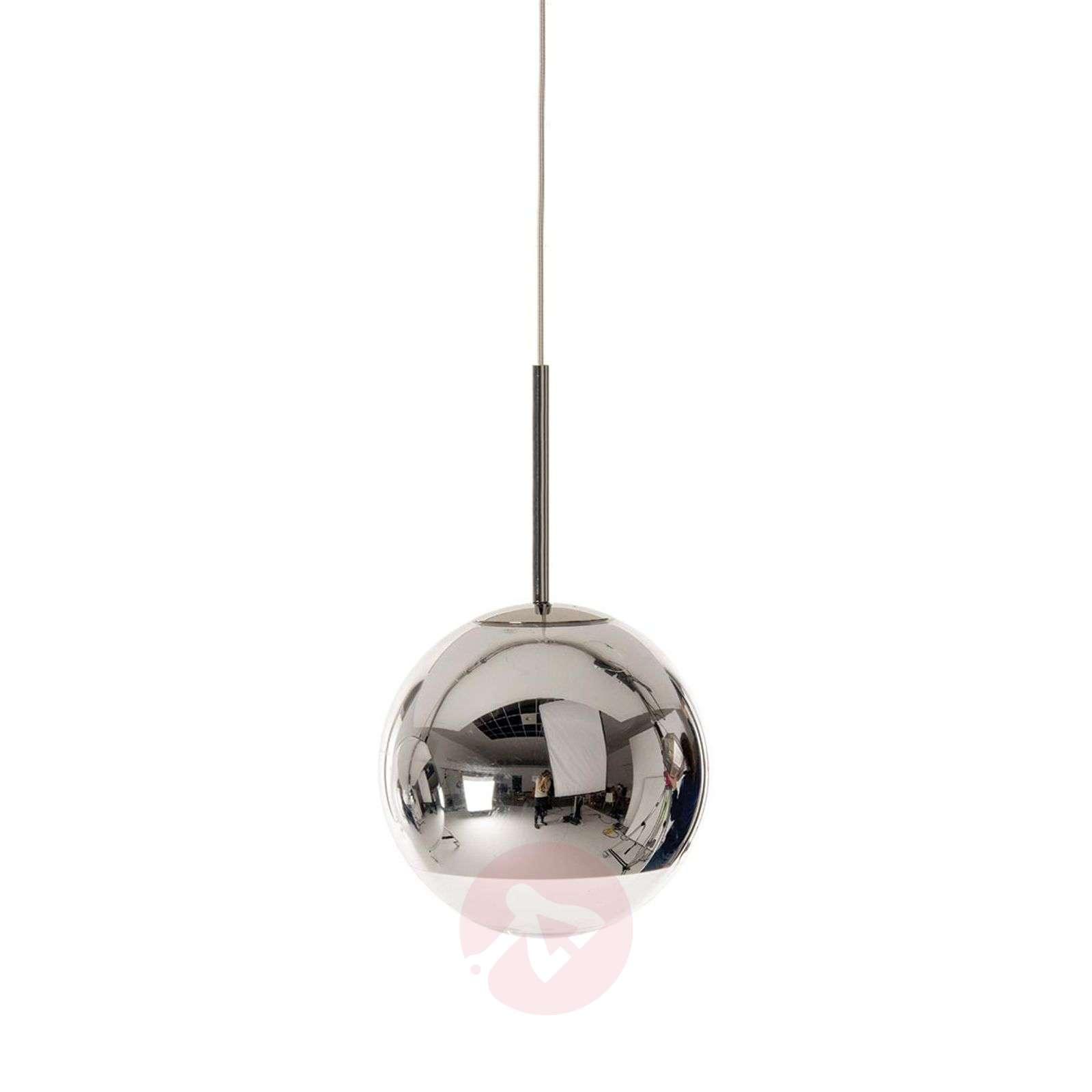 Kullankiiltoinen Mirror Ball-riippuvalaisin 25 cm-9043038-01