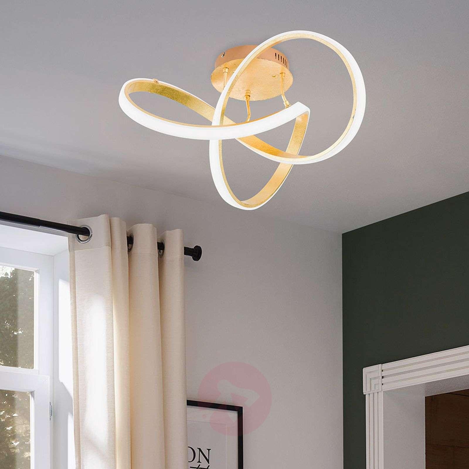 Kullanvärinen LED-kattovalaisin Indigo-9652076-01