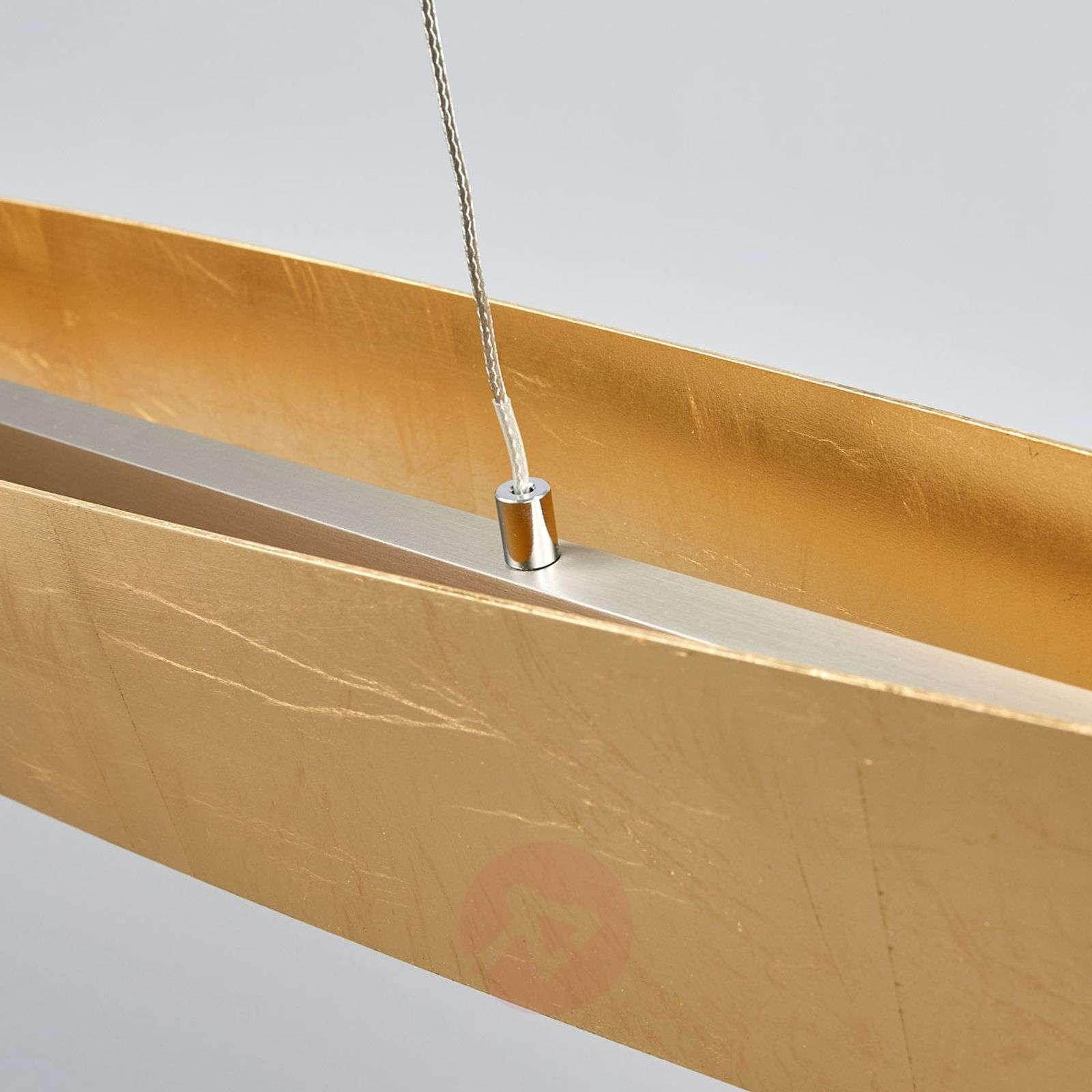 Kullanvärinen LED-kattovalaisin Malu, 100 cm-6722100-01
