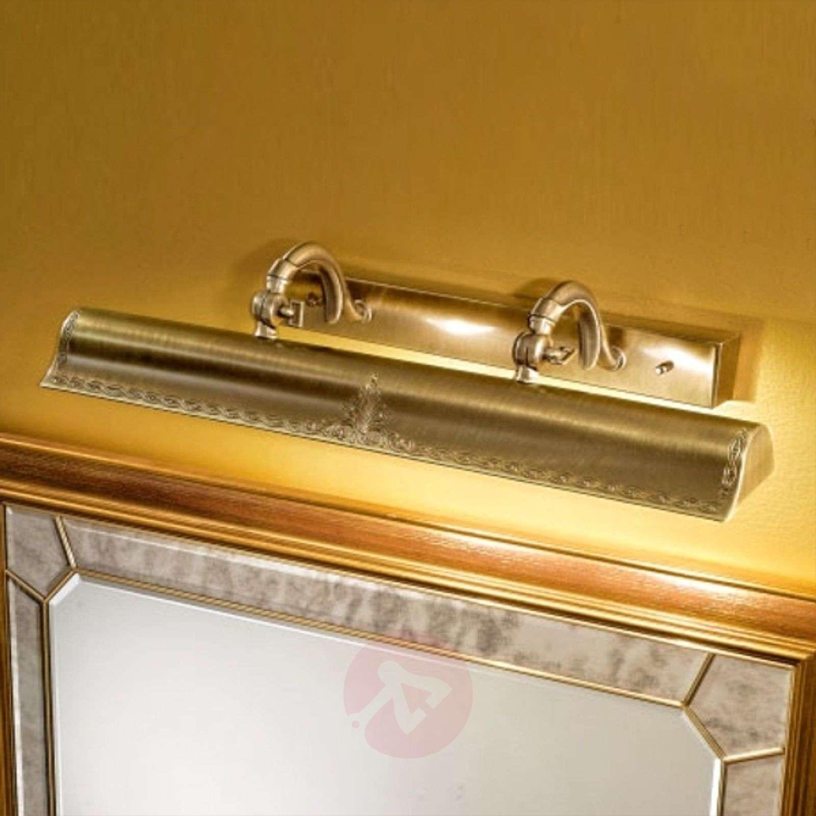 Kullanvärinen tauluvalaisin Galleria-2008113-01