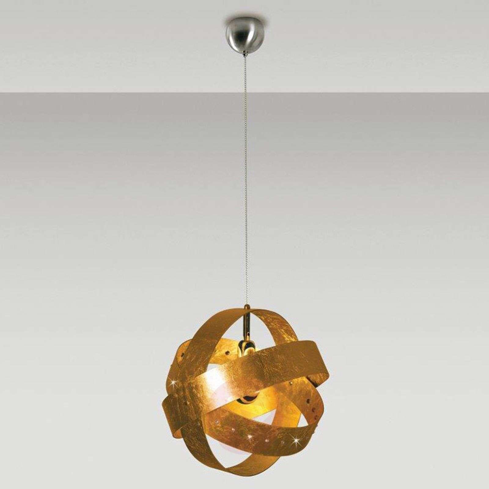 Kullattu Ecliptika-riippuvalaisin 40 cm-5538019-01