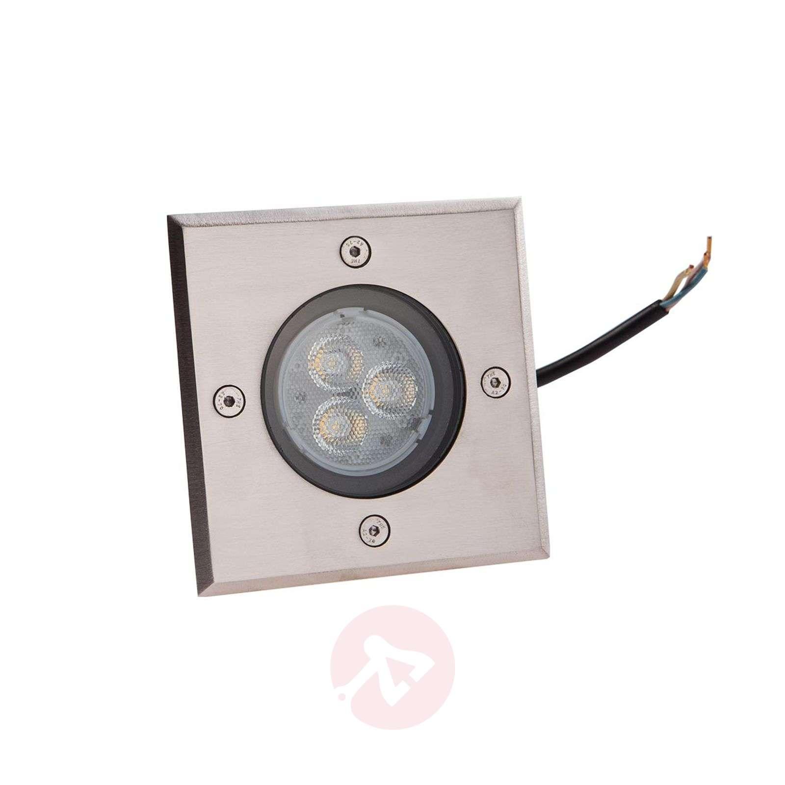 Kulmikas Ava-LED-maavalaisin, IP67-9616026-01