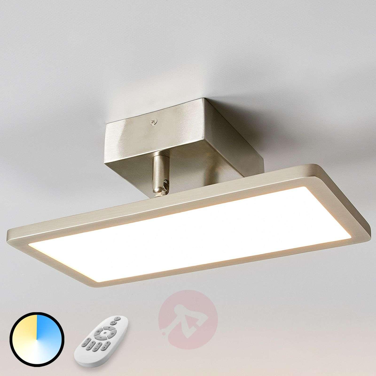 Kulmikas LED-kattolamppu Vanessa, easydim-1558139-011