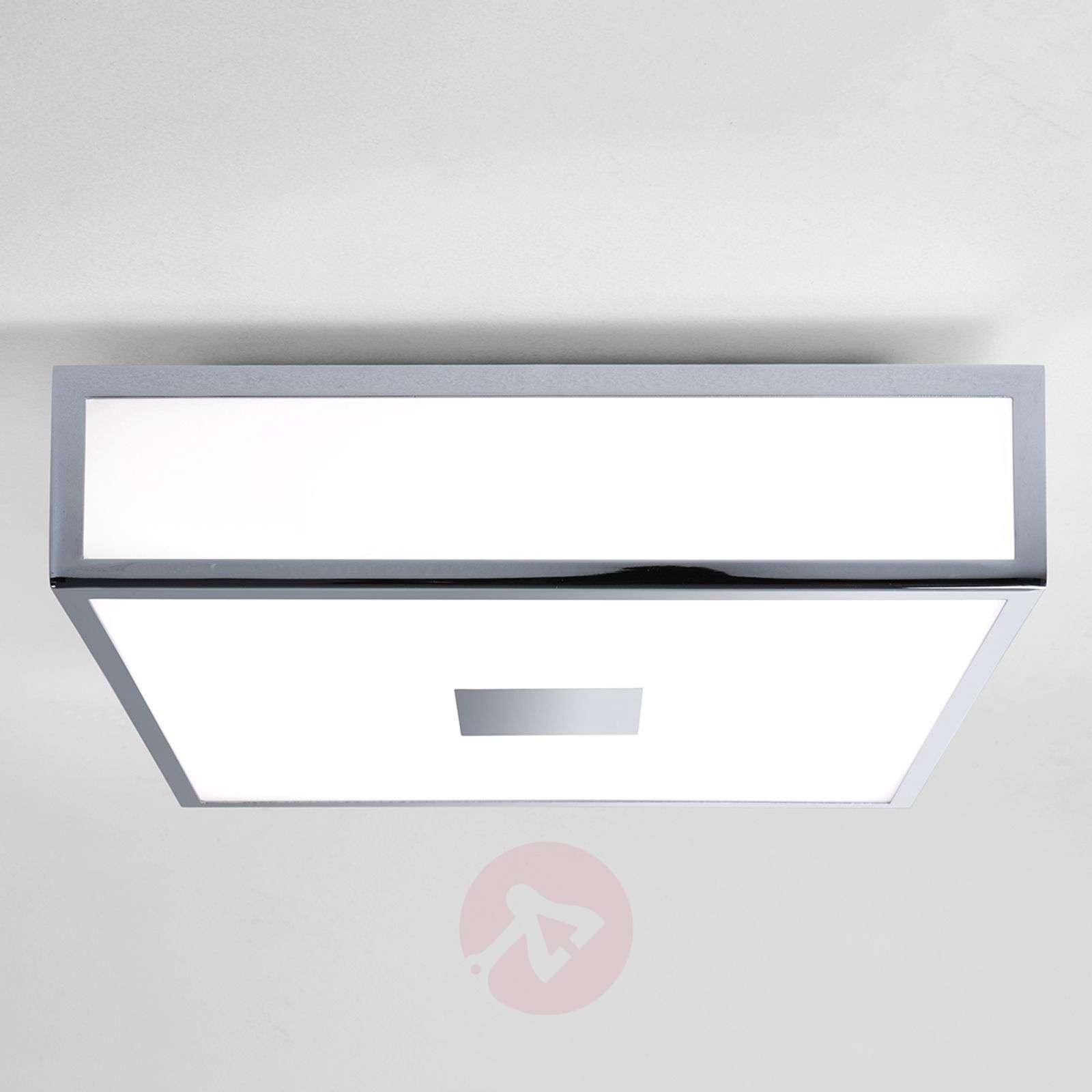Kulmikas LED-kattovalaisin Mashiko, IP44-1020550-01