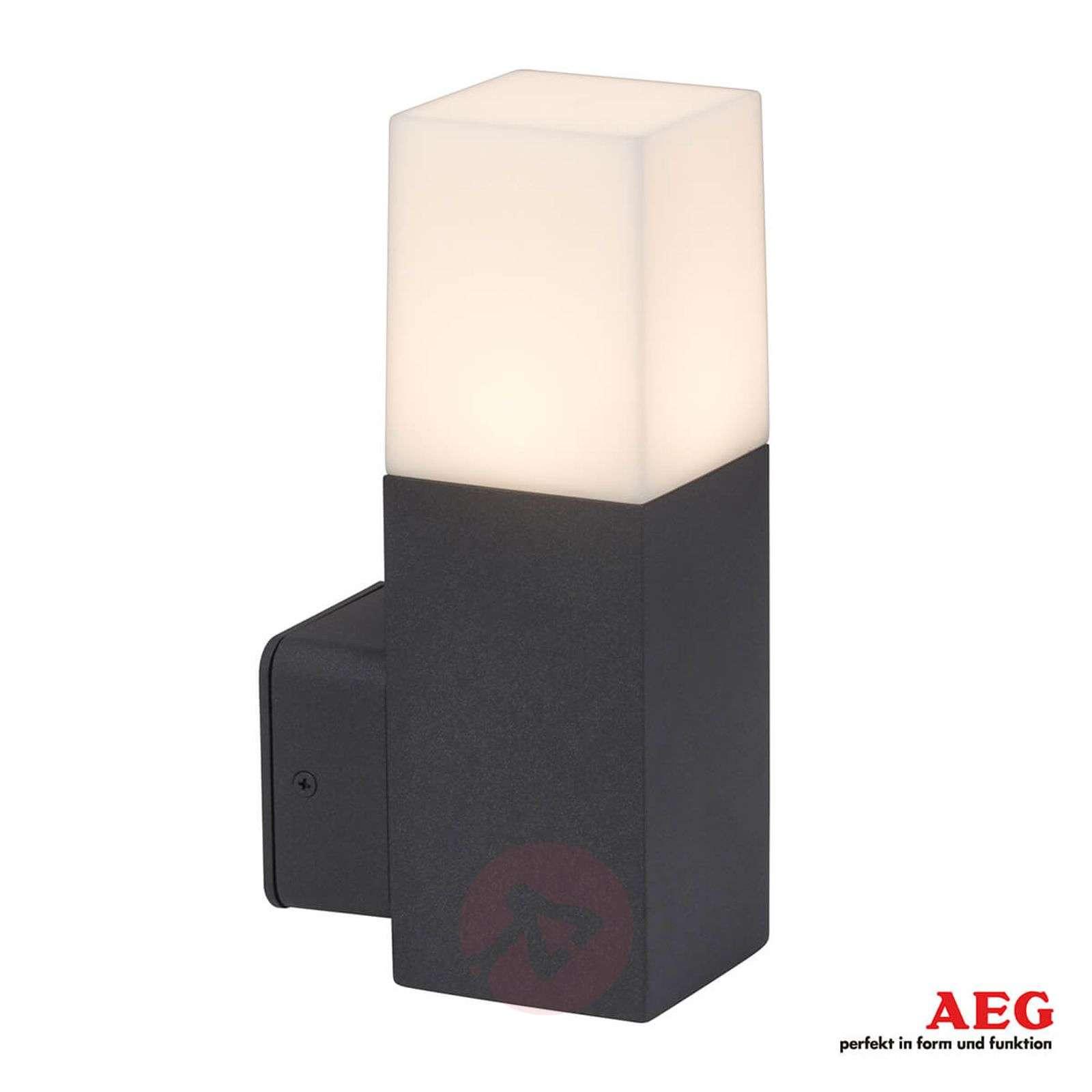 Kulmikas LED-ulkoseinälamppu Leguro-3057131-01