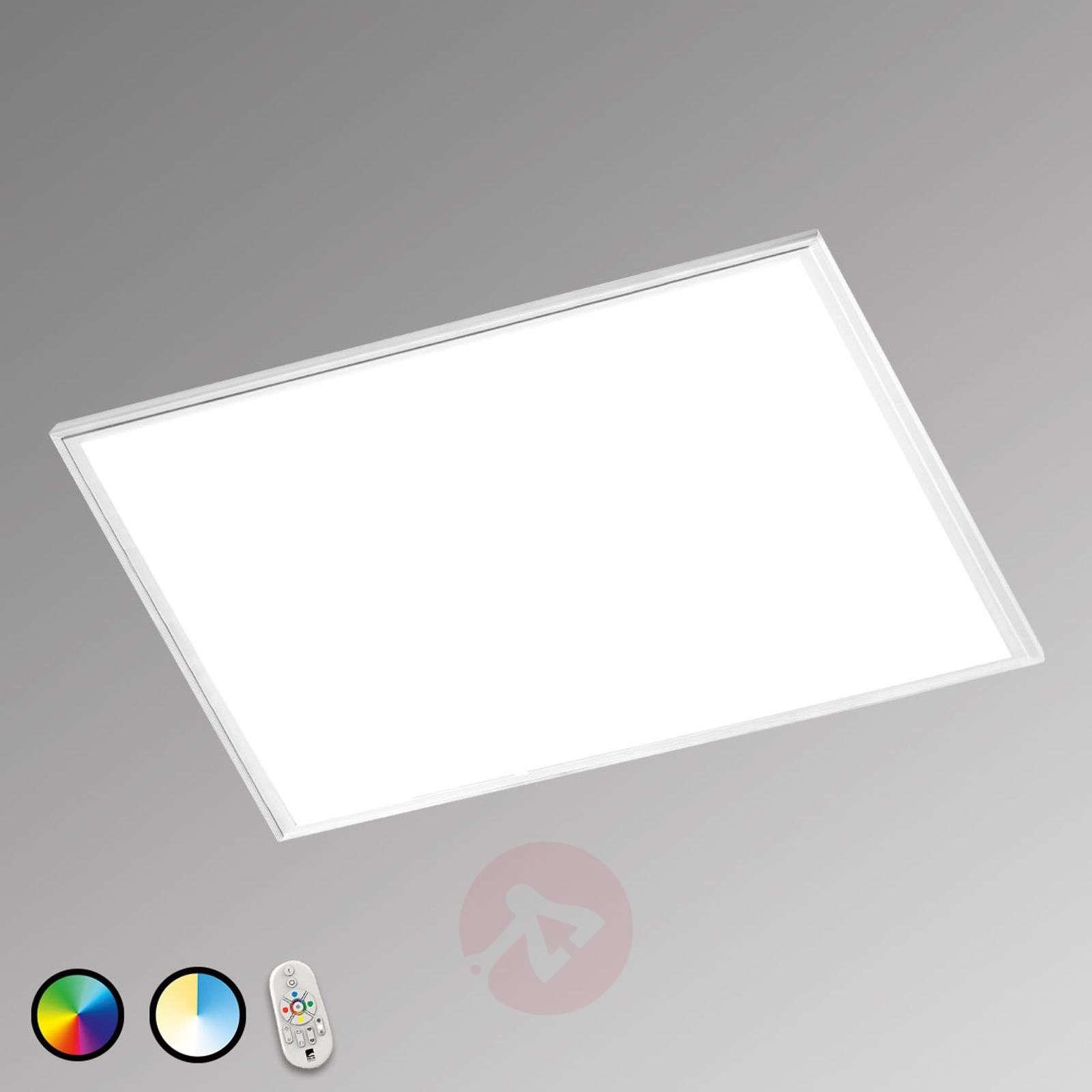 LED paneeli 60X60cm 36W Vilkkumaton PMMA Valkoinen kehys Sis. virtalähteen