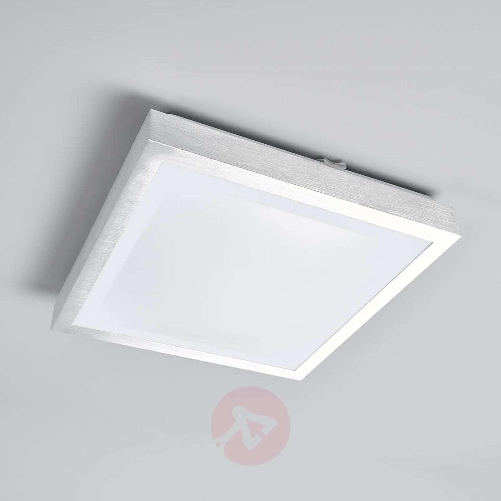 Kulmikas Robito-LED-kattovalaisin, alumiini-9974012-01