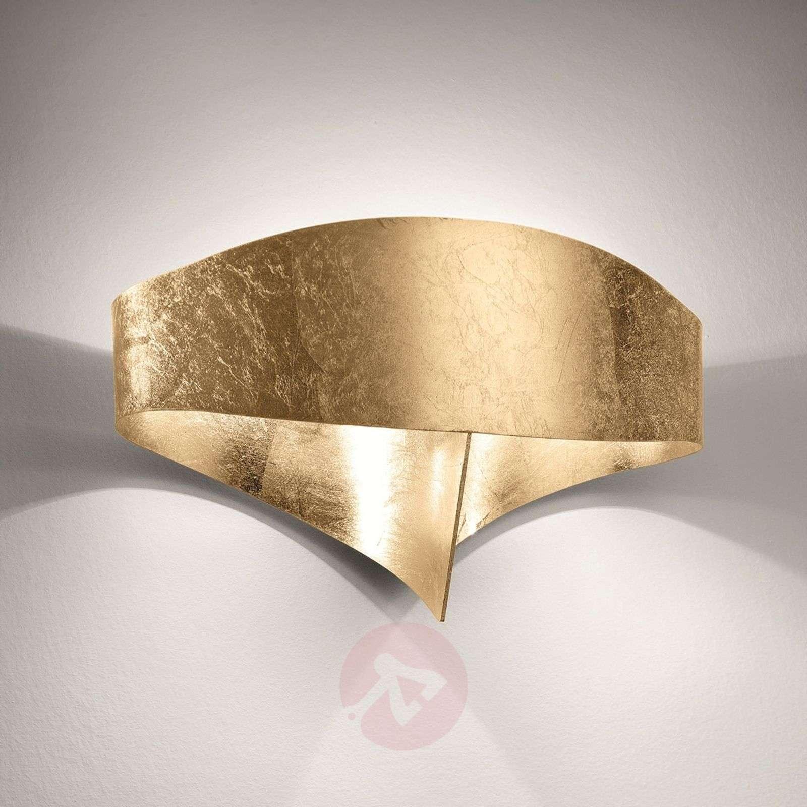 Kultainen designer-seinävalaisin Scudo-8525694-01