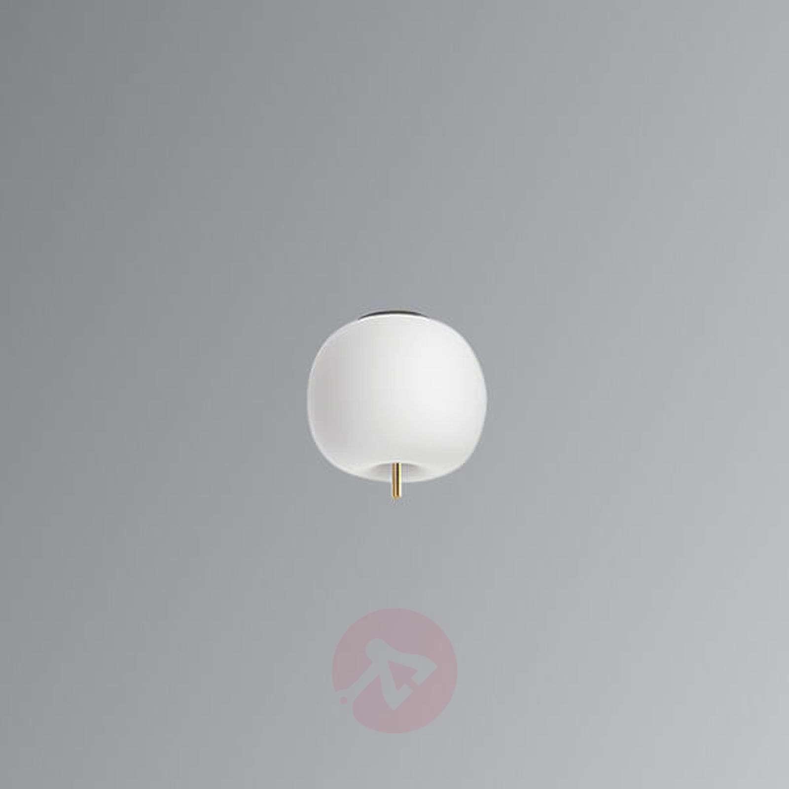 Kundalini Kushi – LED-kattovalaisin messinki-5520189X-08