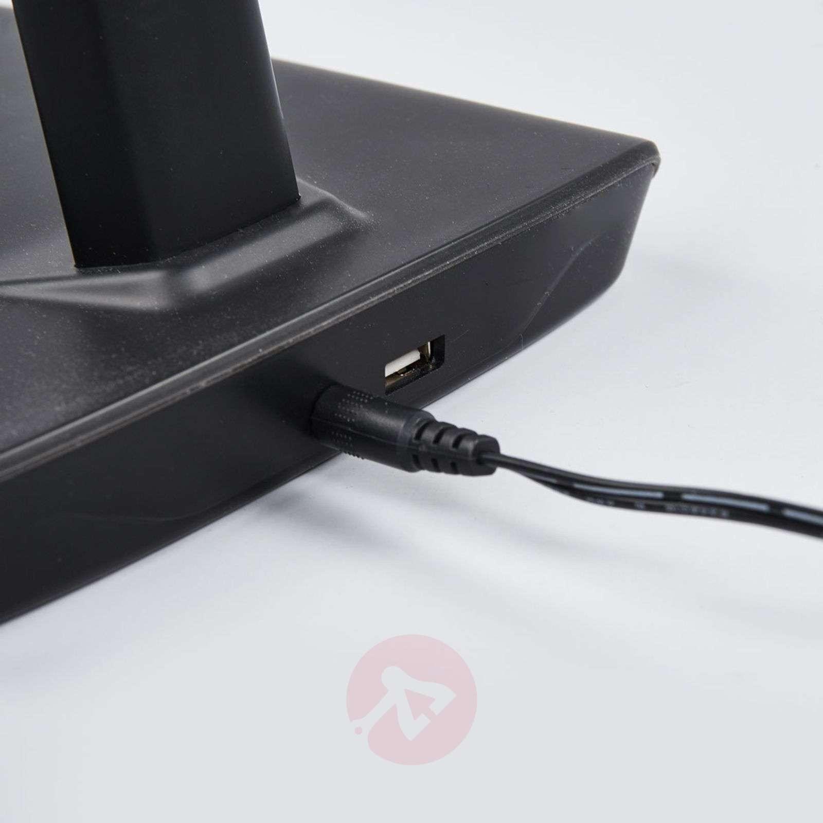 Kuno LED-työpöytävalaisin USB-portilla-9643035-02